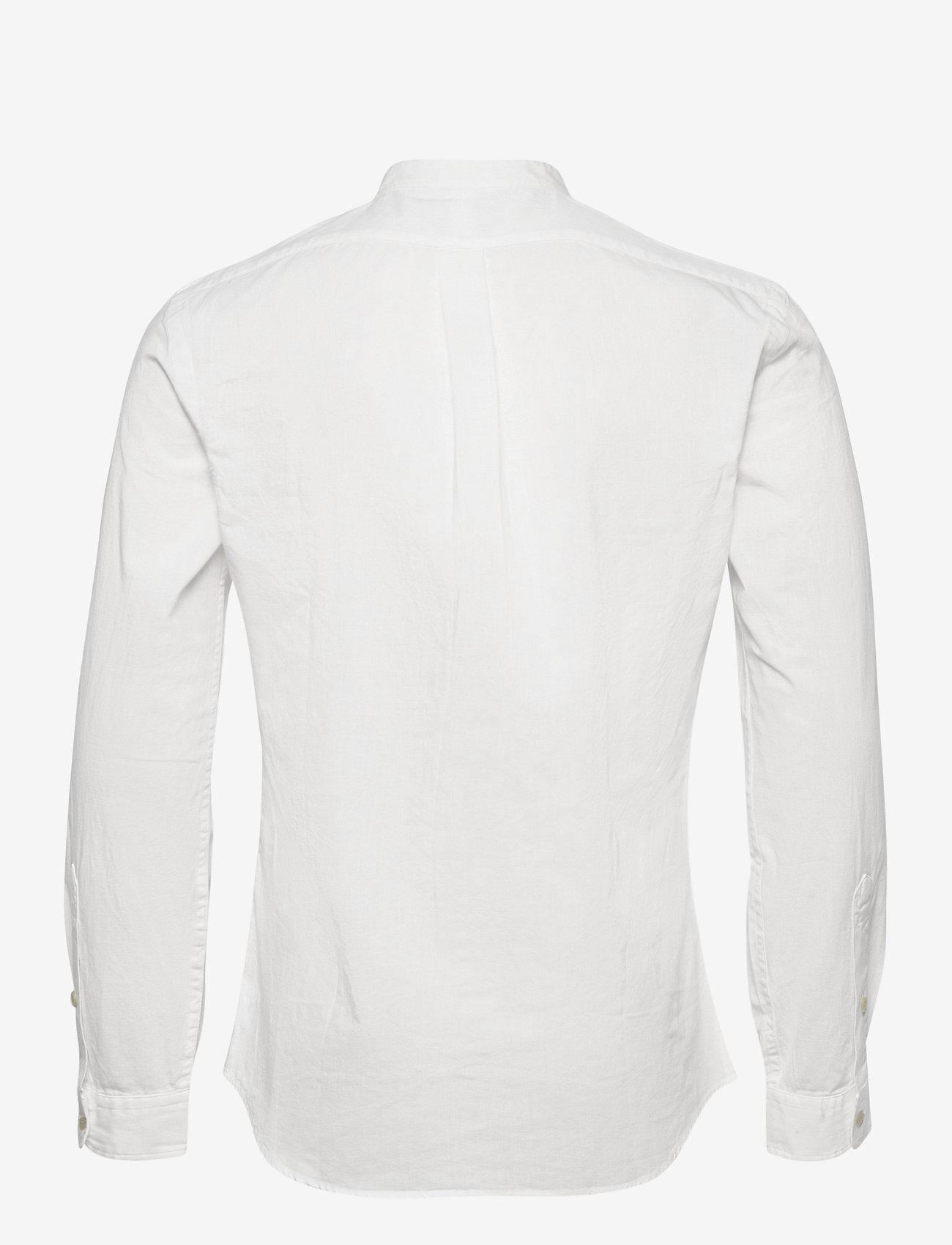 Polo Ralph Lauren - CHAMBRAY-SLPSBBNDPPCS - business shirts - white - 1