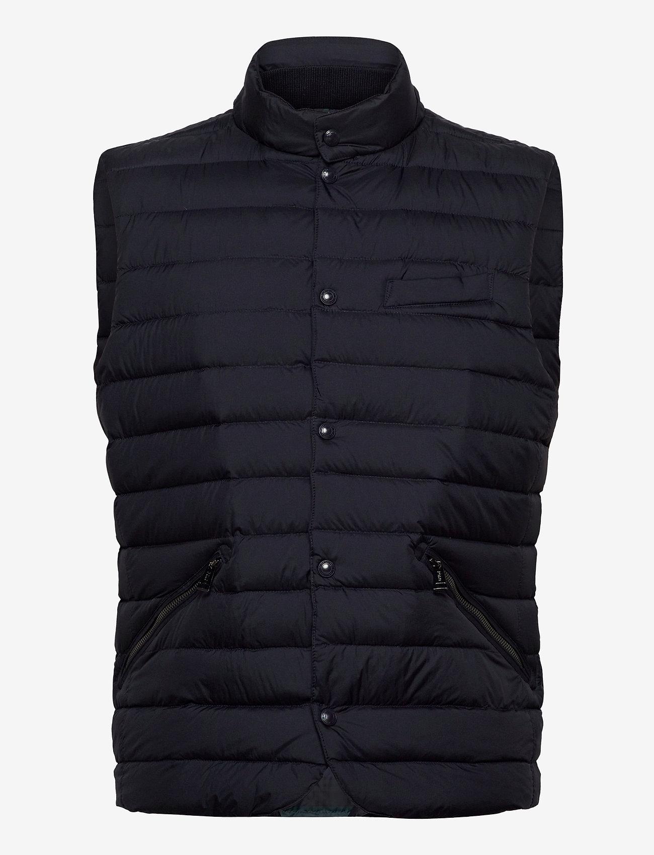 Polo Ralph Lauren - Water-Resistant Down Vest - vests - collection navy - 1