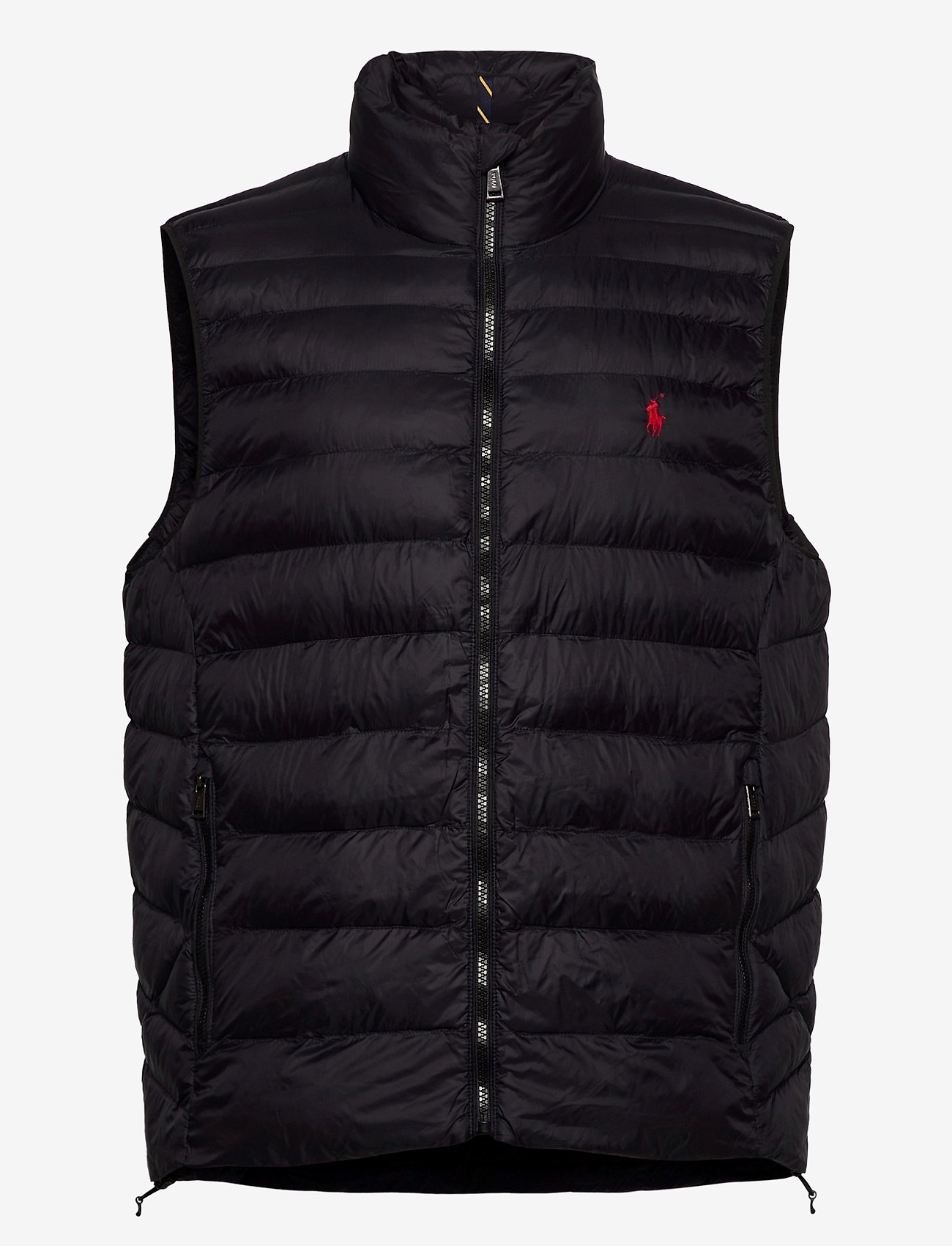 Polo Ralph Lauren - Packable Quilted Vest - vests - polo black - 1