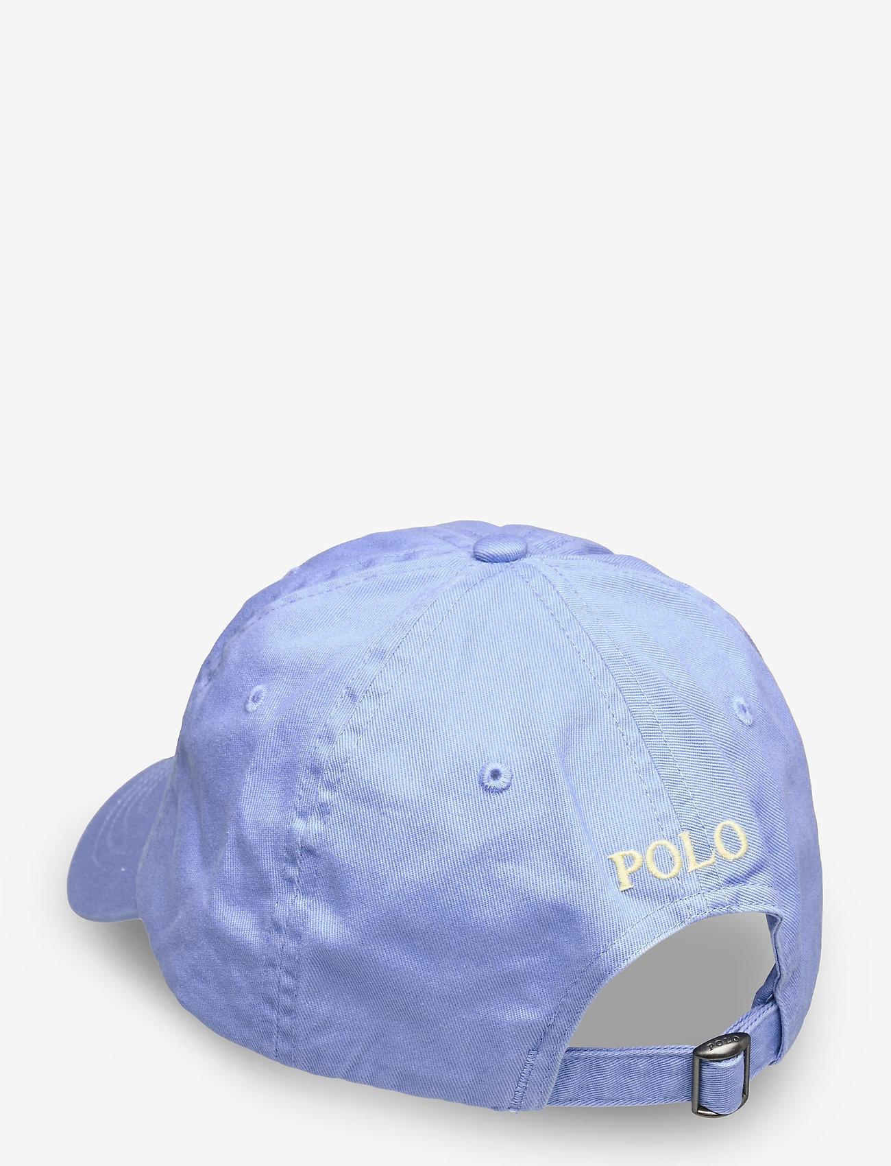 Polo Ralph Lauren - Camo Chino Ball Cap - caps - cabana blue - 1