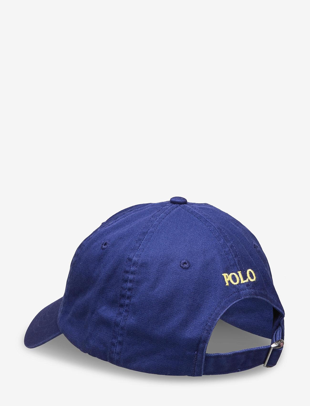 Polo Ralph Lauren - Camo Chino Ball Cap - caps - fall royal - 1