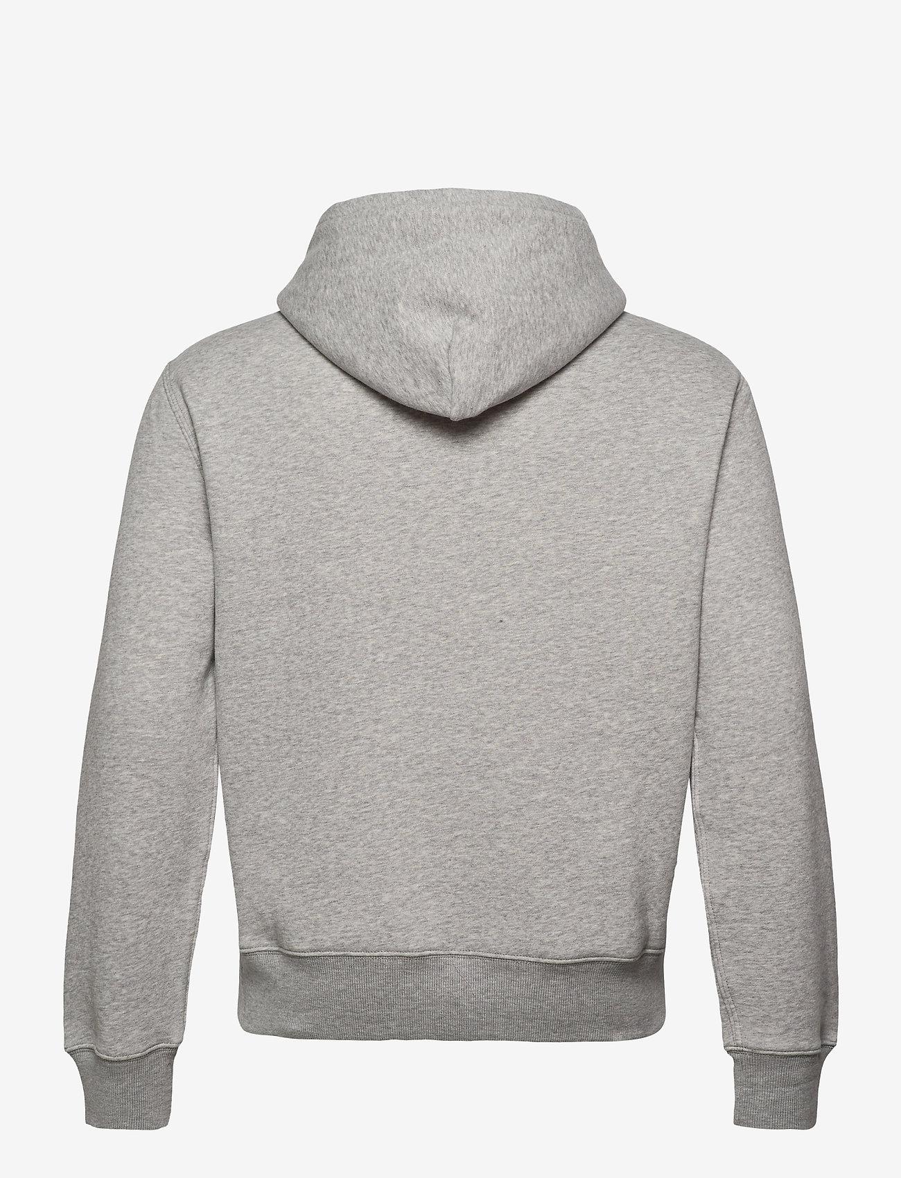 Polo Ralph Lauren - MAGIC FLEECE-LSL-KNT - hoodies - andover heather - 1