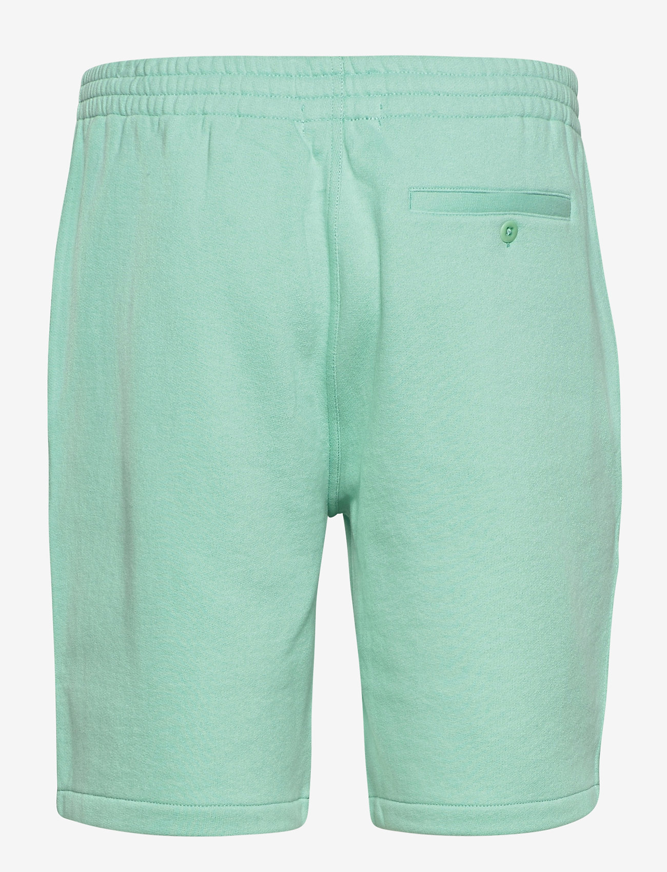 Polo Ralph Lauren - Cotton-Blend-Fleece Short - casual shorts - bayside green/c73 - 1
