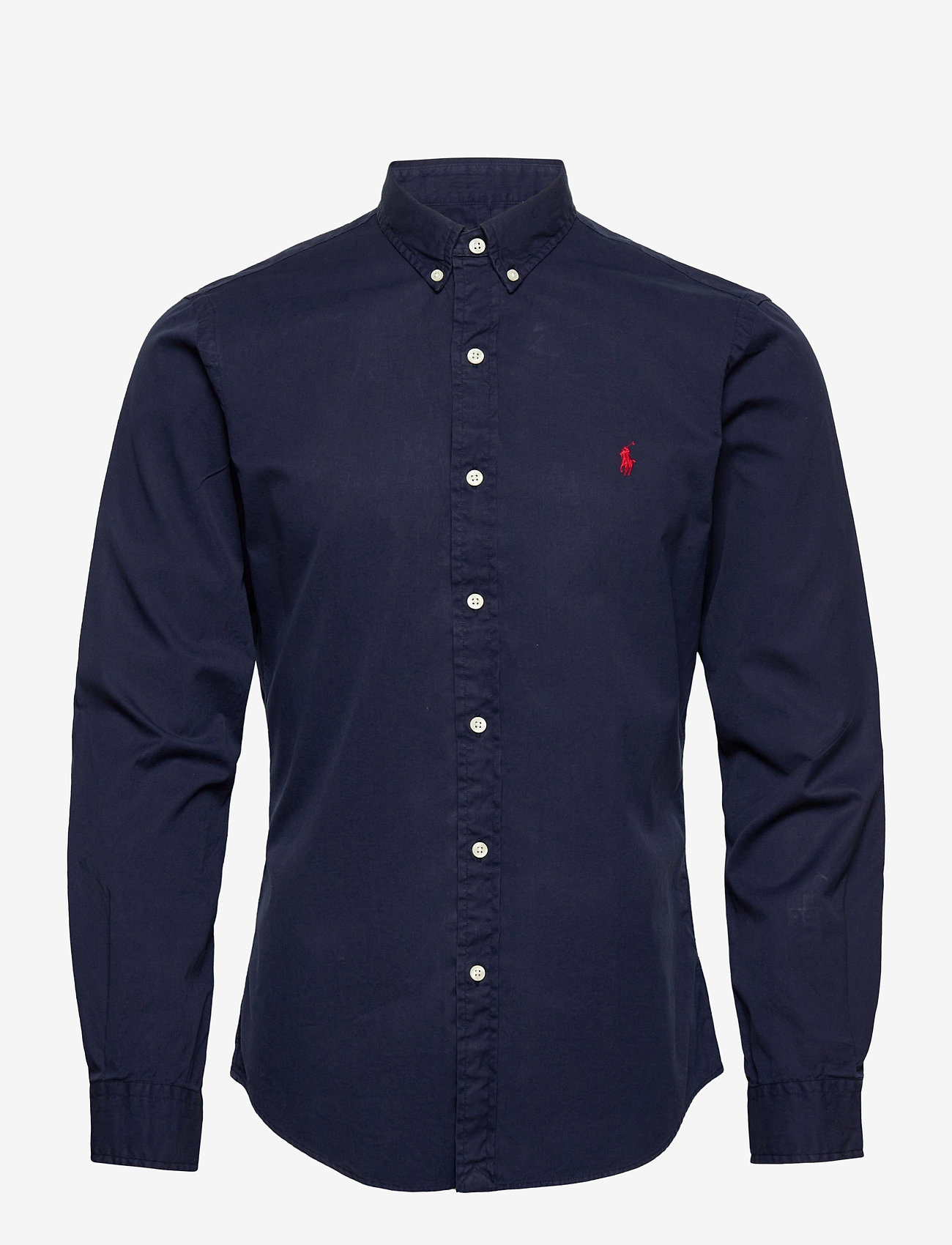 Polo Ralph Lauren - GD CHINO-SLBDPPCS - casual shirts - cruise navy - 0