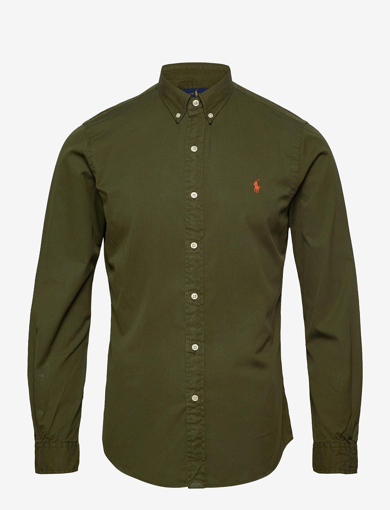 Polo Ralph Lauren - GD CHINO-SLBDPPCS - casual shirts - armadillo - 0
