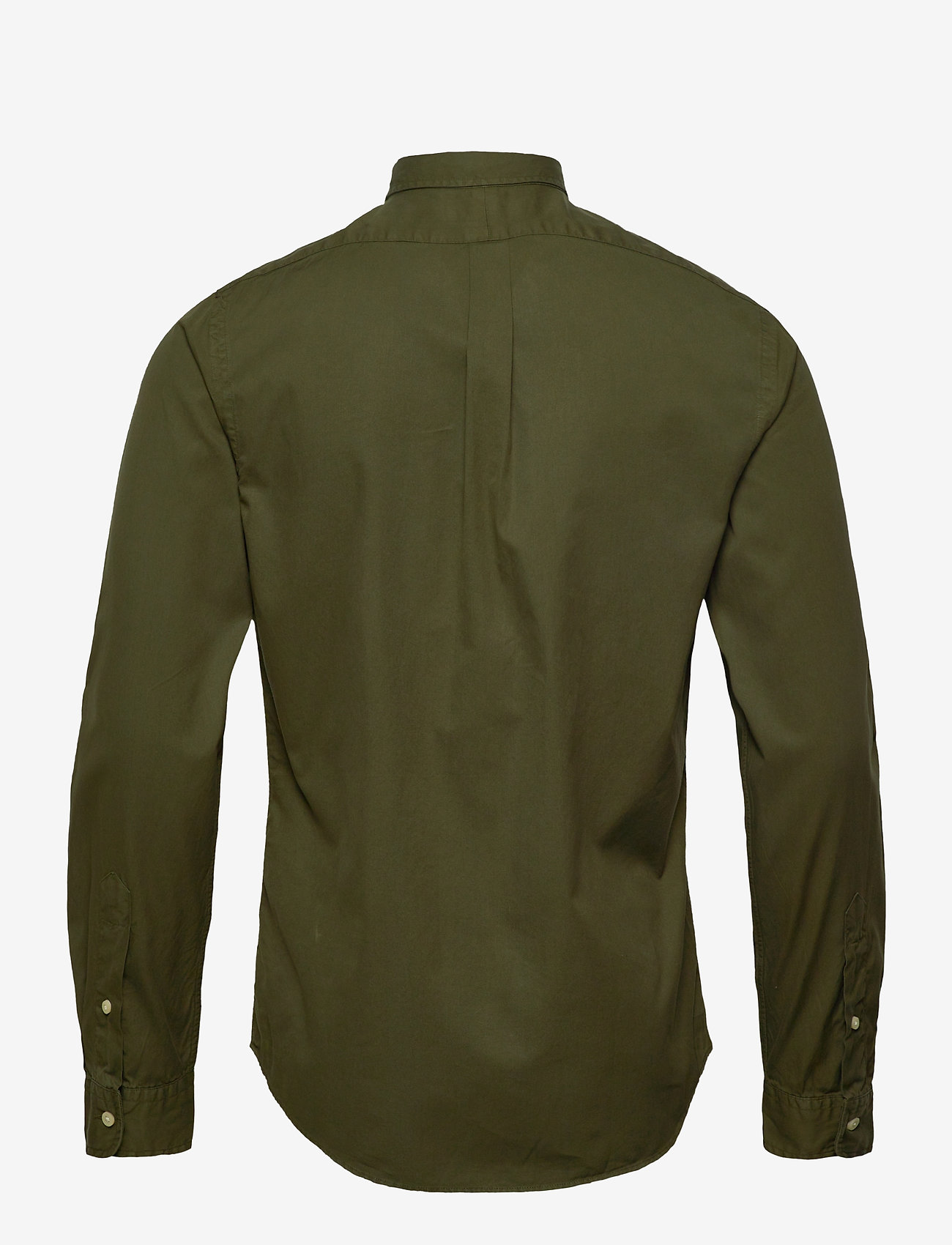 Polo Ralph Lauren - GD CHINO-SLBDPPCS - casual shirts - armadillo - 1