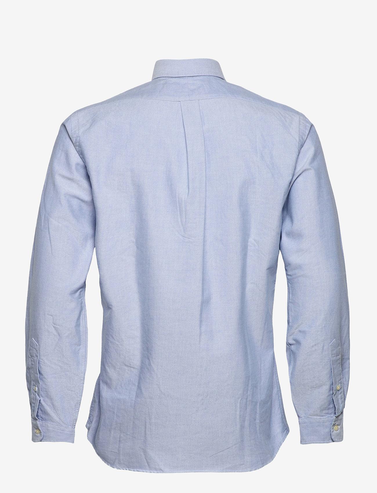 Polo Ralph Lauren - OXFORD-CUBDPKS - casual shirts - 4982a bsr blue pr - 1