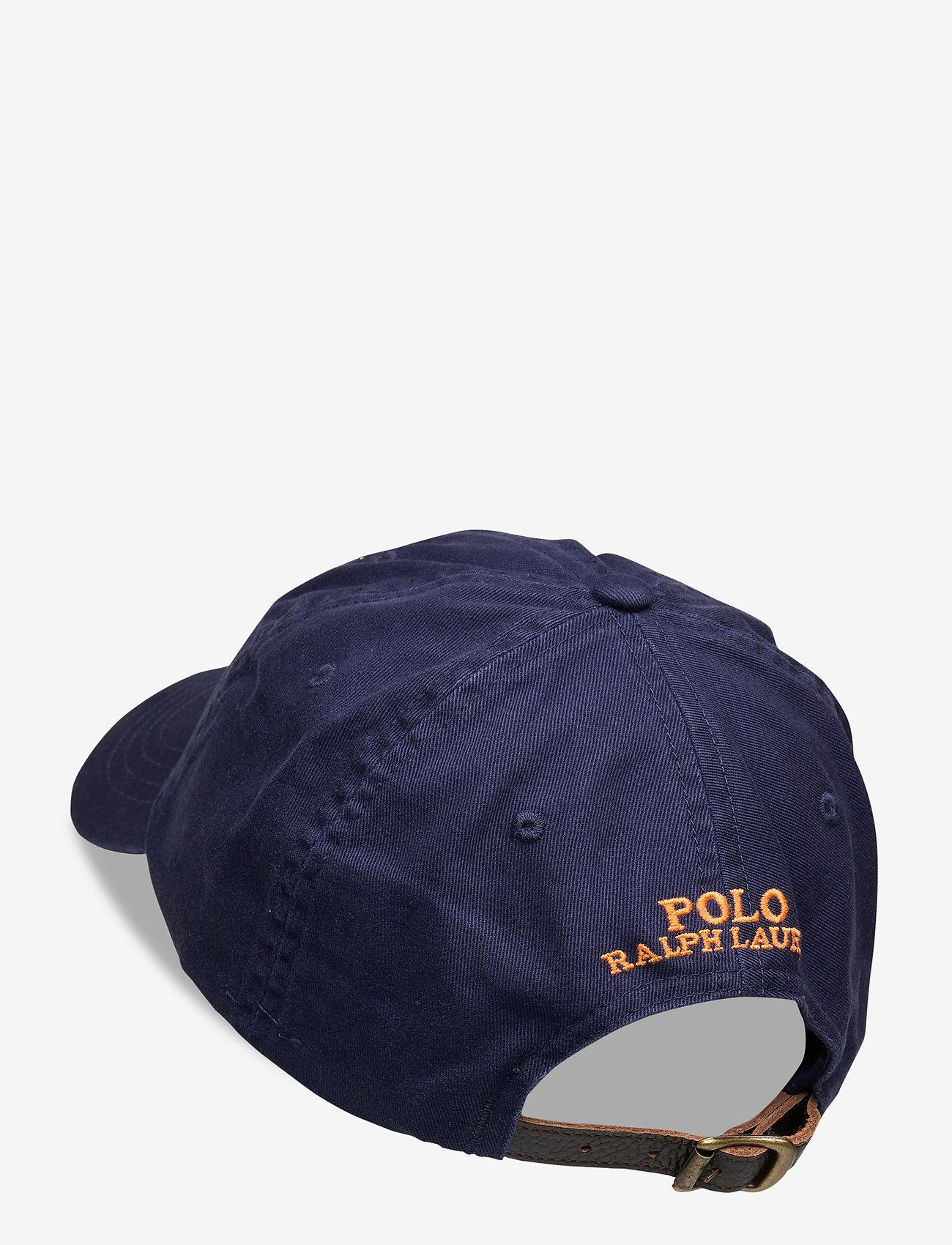 Polo Ralph Lauren - NEW BOND CHINO-CLASSIC SPORT CAP - caps - newport navy - 1