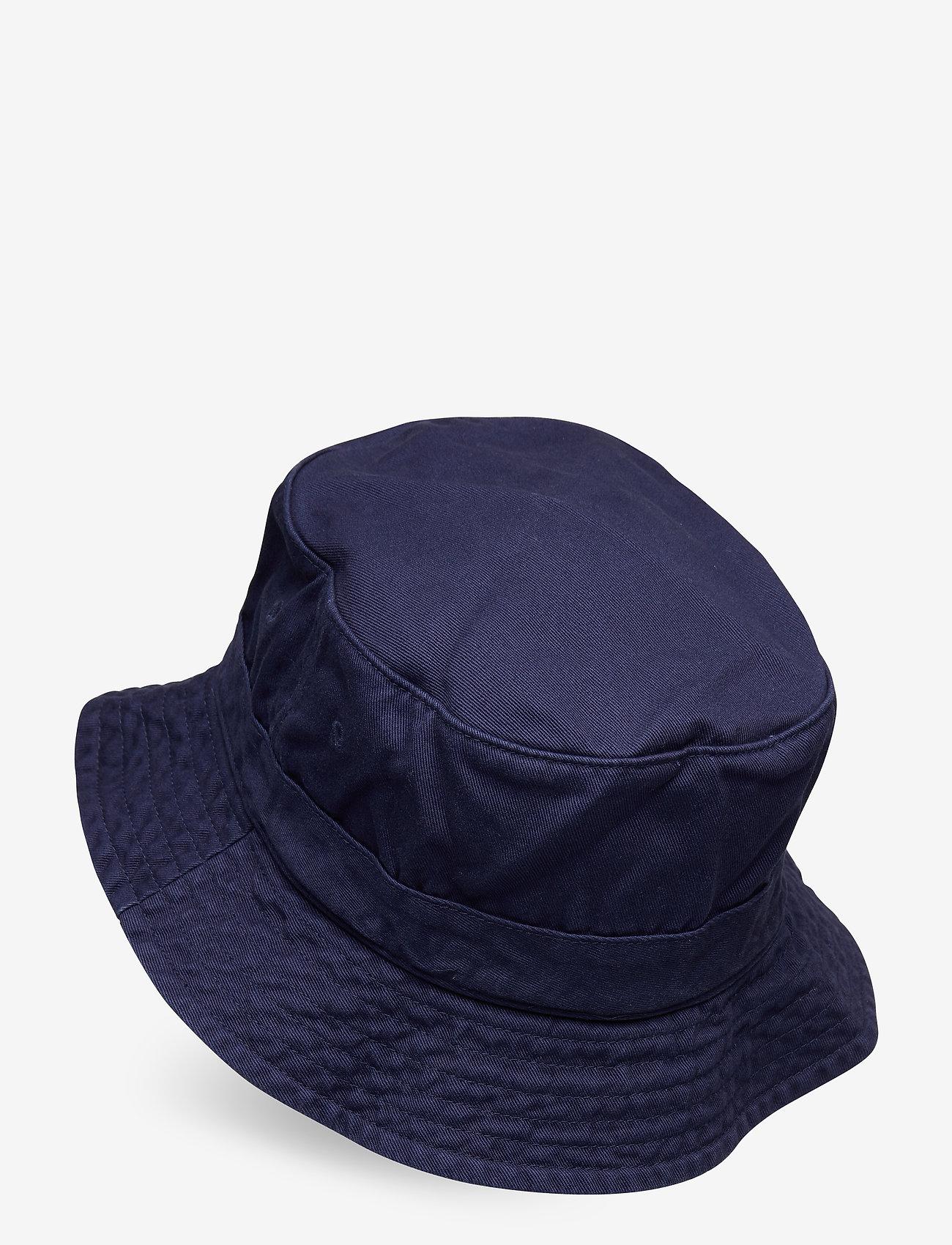 Polo Ralph Lauren - Polo Bear Chino Bucket Hat - bucket hats - newport navy - 1