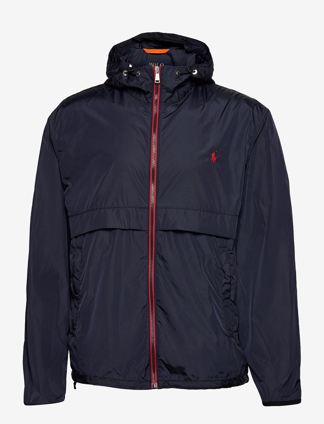 Polo Ralph Lauren - Water-Repellent Hooded Jacket - light jackets - collection navy - 0