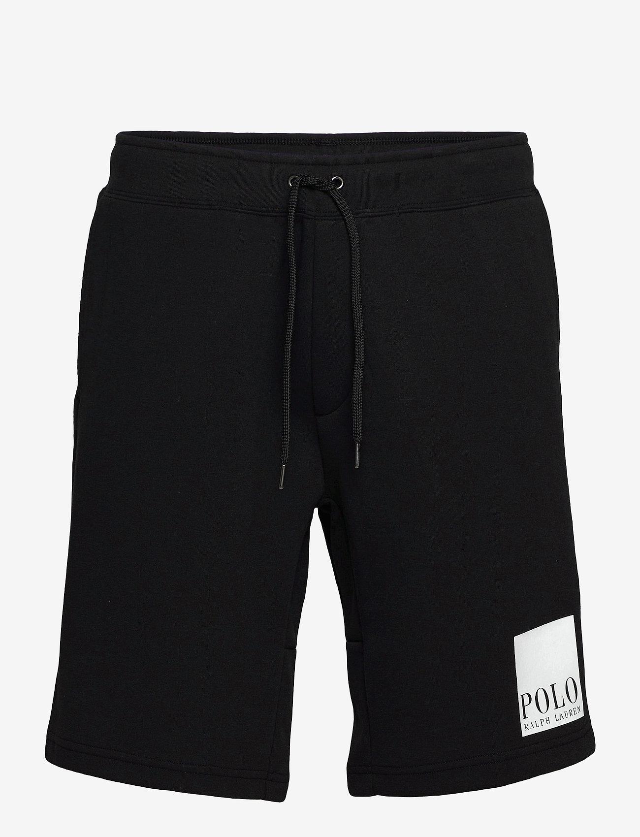 Polo Ralph Lauren - 7.5-Inch Logo Double-Knit Short - casual shorts - polo black - 0