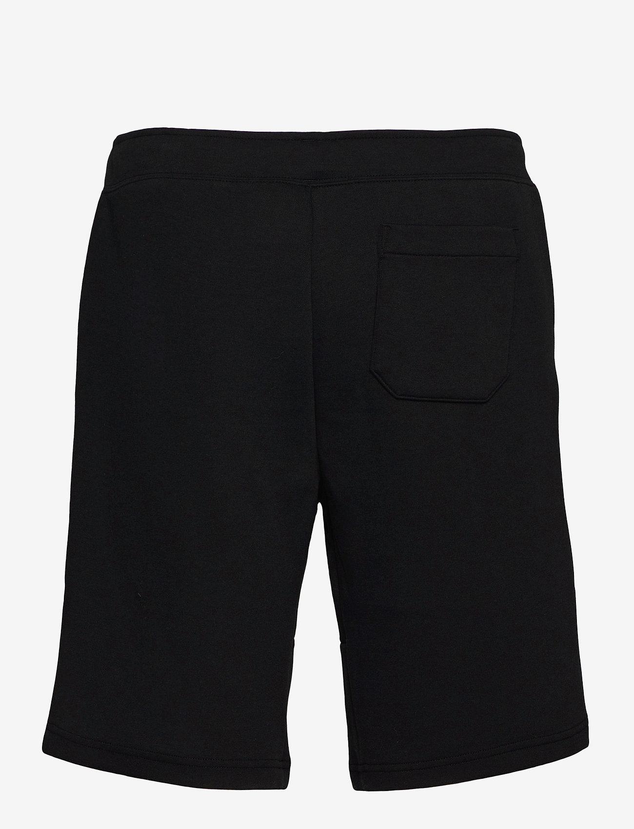 Polo Ralph Lauren - 7.5-Inch Logo Double-Knit Short - casual shorts - polo black - 1