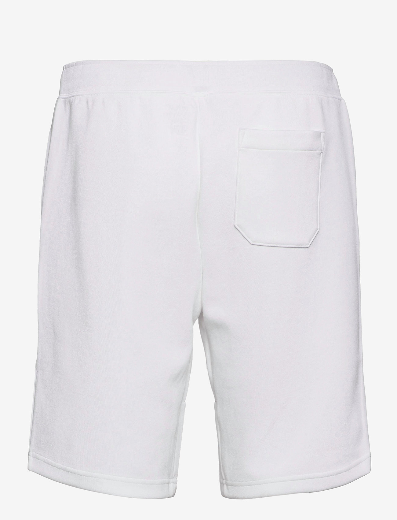 Polo Ralph Lauren - 7.5-Inch Logo Double-Knit Short - casual shorts - white - 1