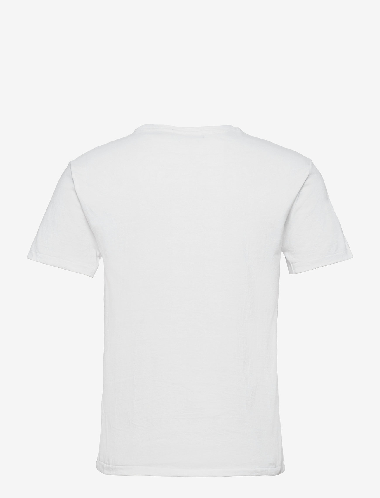 Polo Ralph Lauren - Custom Slim Fit Logo Jersey T-Shirt - short-sleeved t-shirts - white - 1