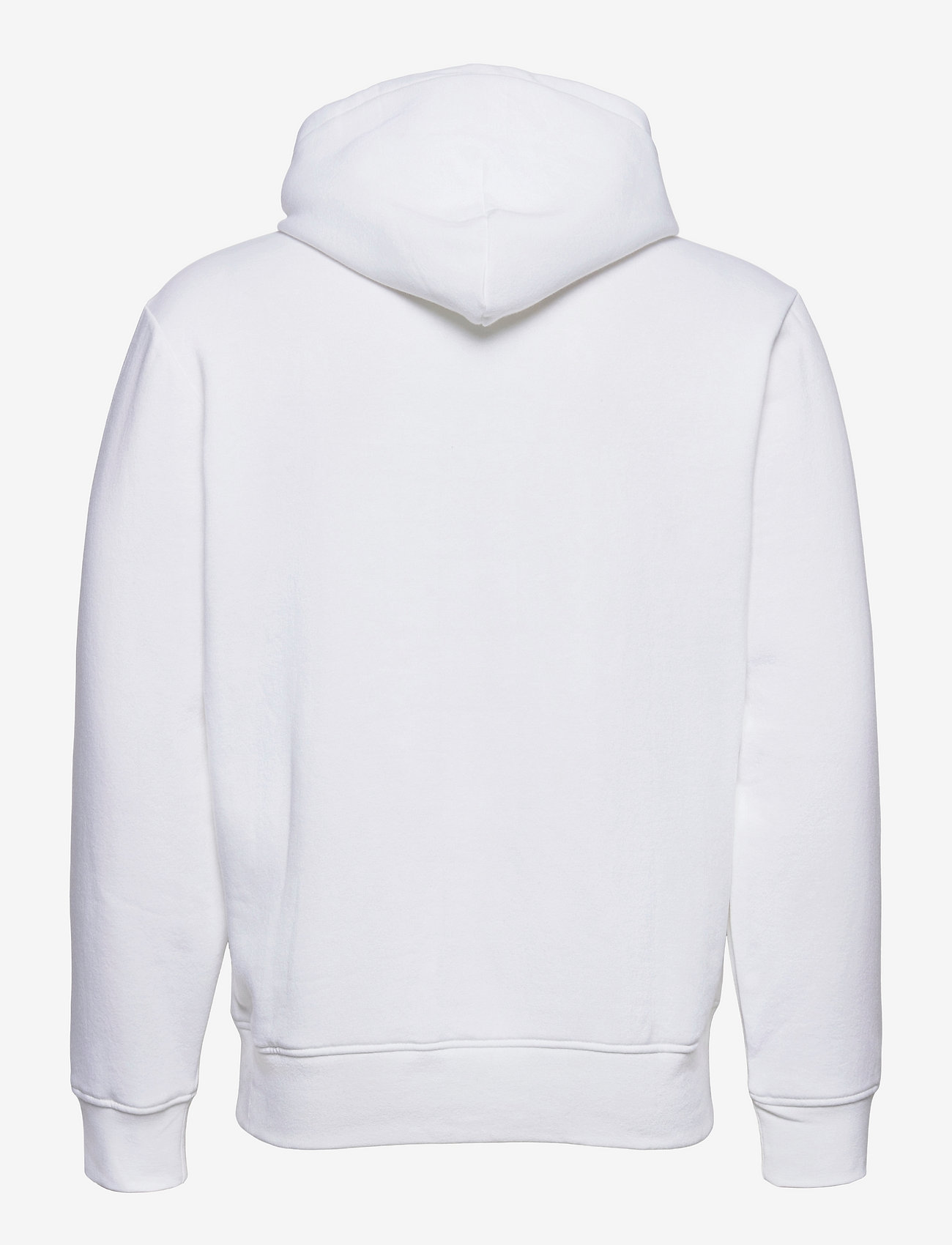 Polo Ralph Lauren - Logo Fleece Hoodie - hoodies - white - 1