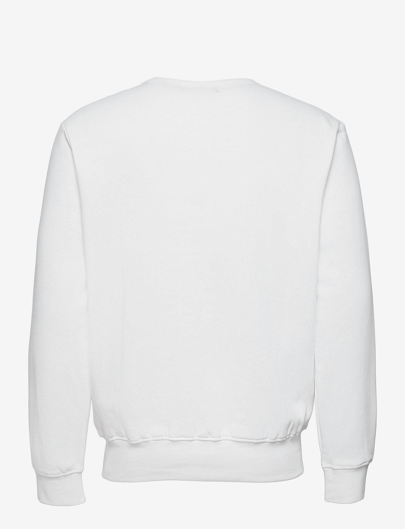 Polo Ralph Lauren - Big Pony Fleece Sweatshirt - tops - white - 1