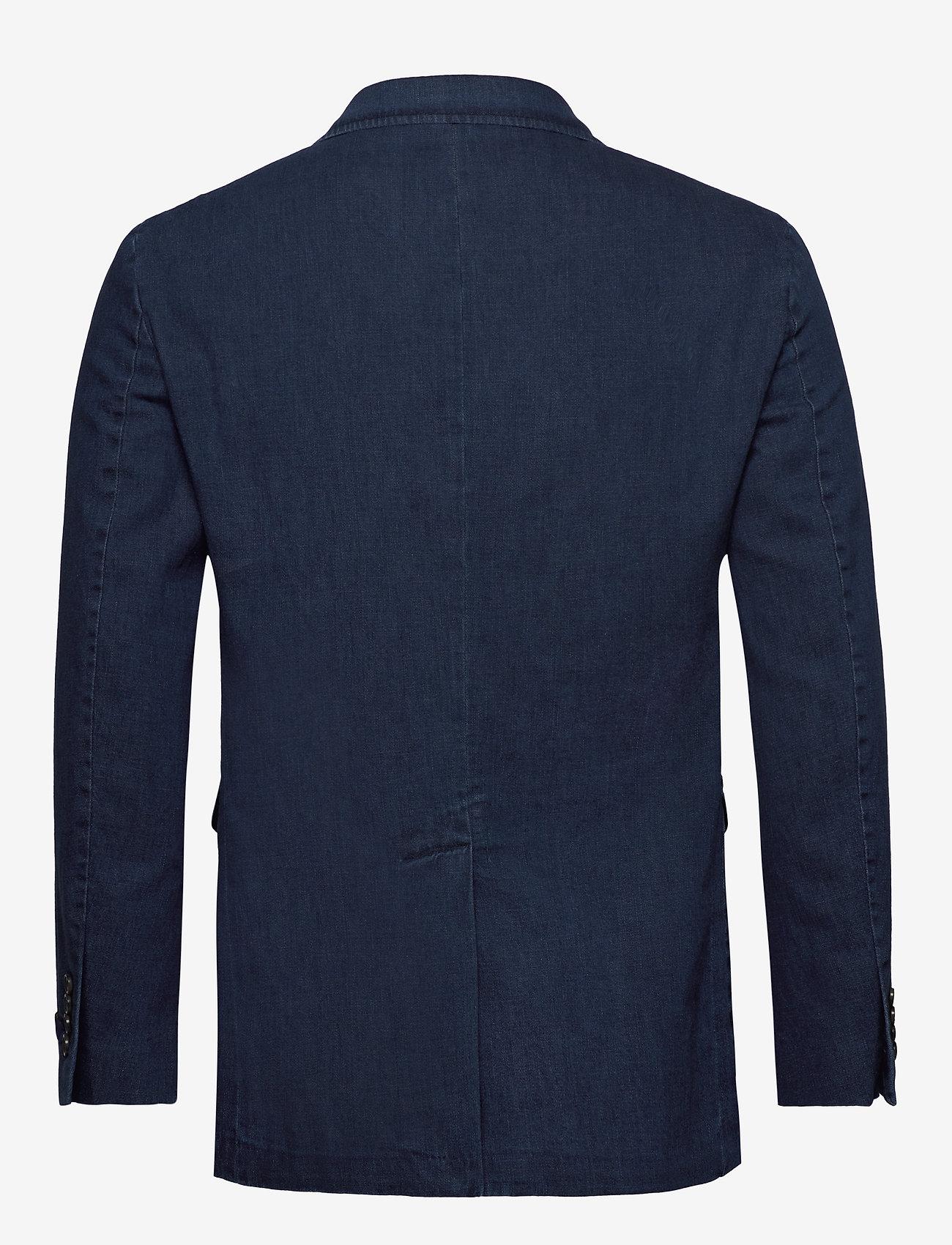 Polo Ralph Lauren - Polo Soft Denim Sport Coat - marynarki jednorzędowe - indigo - 1