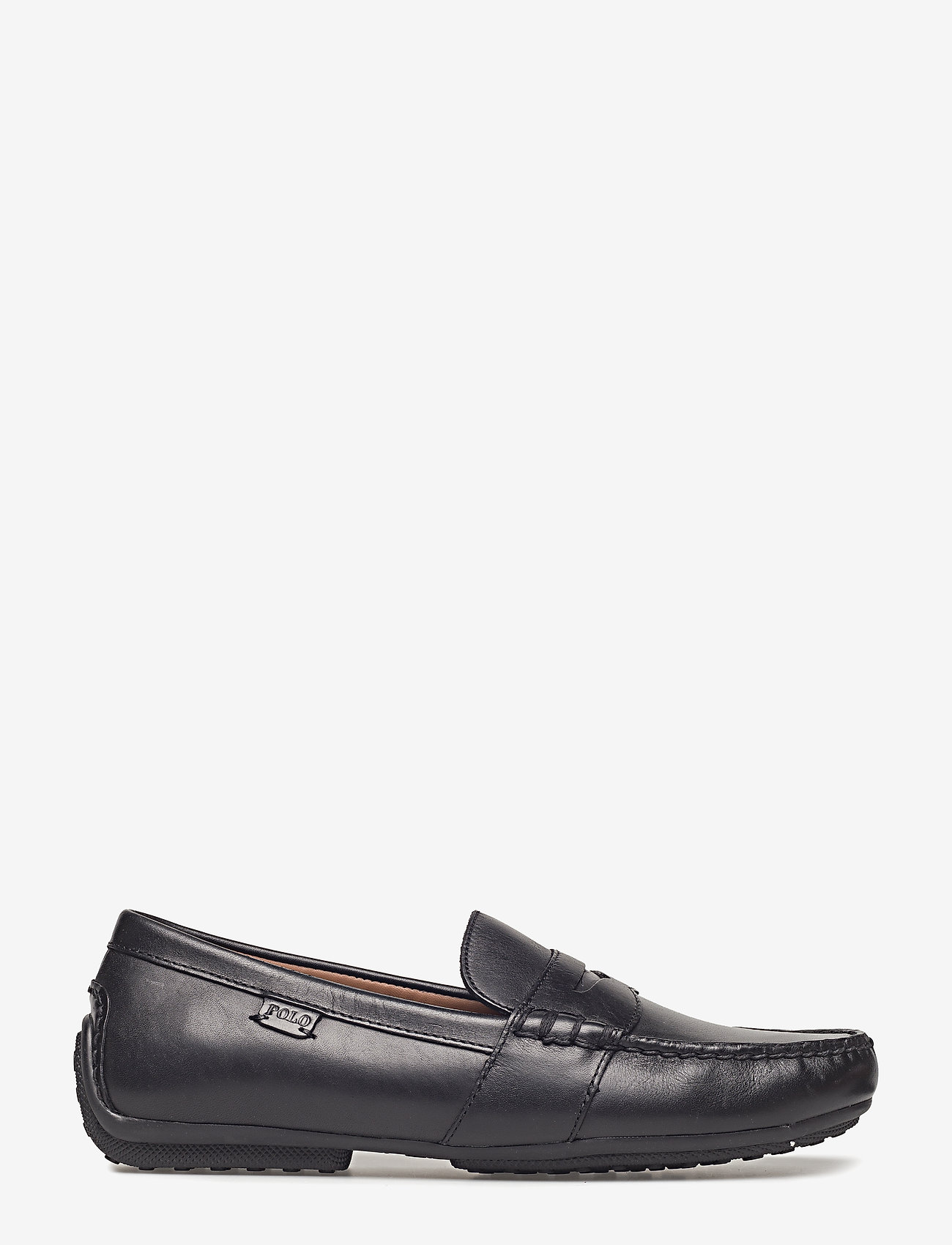 Polo Ralph Lauren - Reynold Full-Grain Driver - loafers - black - 1
