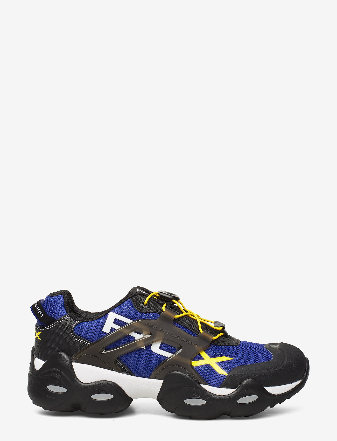 Rlx Tech-sneakers-athletic Shoe (Black/royal Blue) - Polo Ralph Lauren zv2ZPp