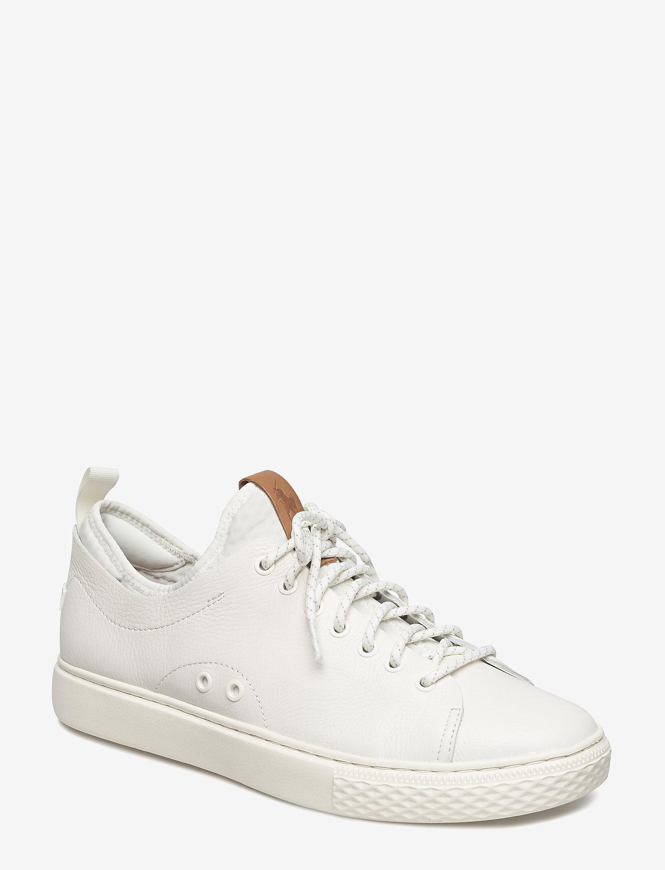 Dunovin Leather Sneaker (White) (90.97