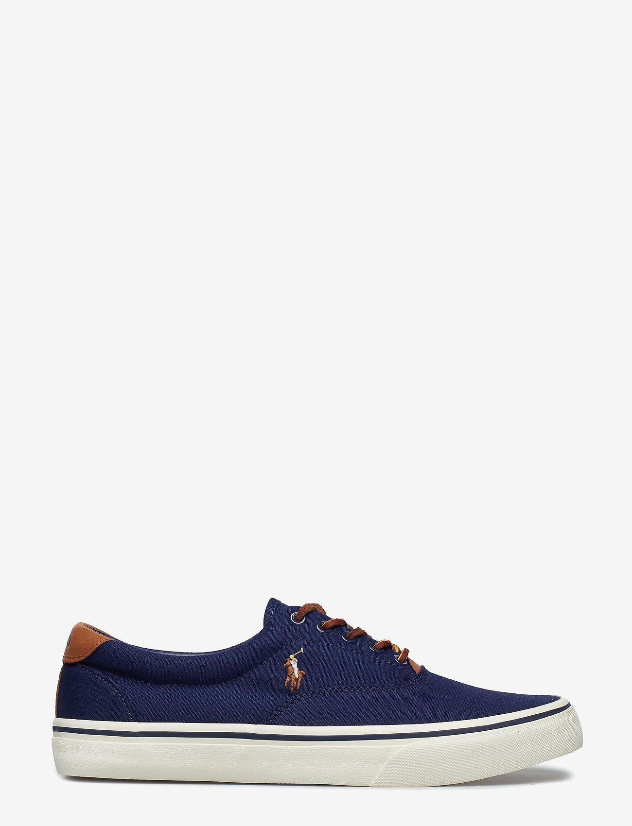 Polo Ralph Lauren Thorton Canvas Sneaker - Sneakers NEWPORT NAVY - Schuhe Billige