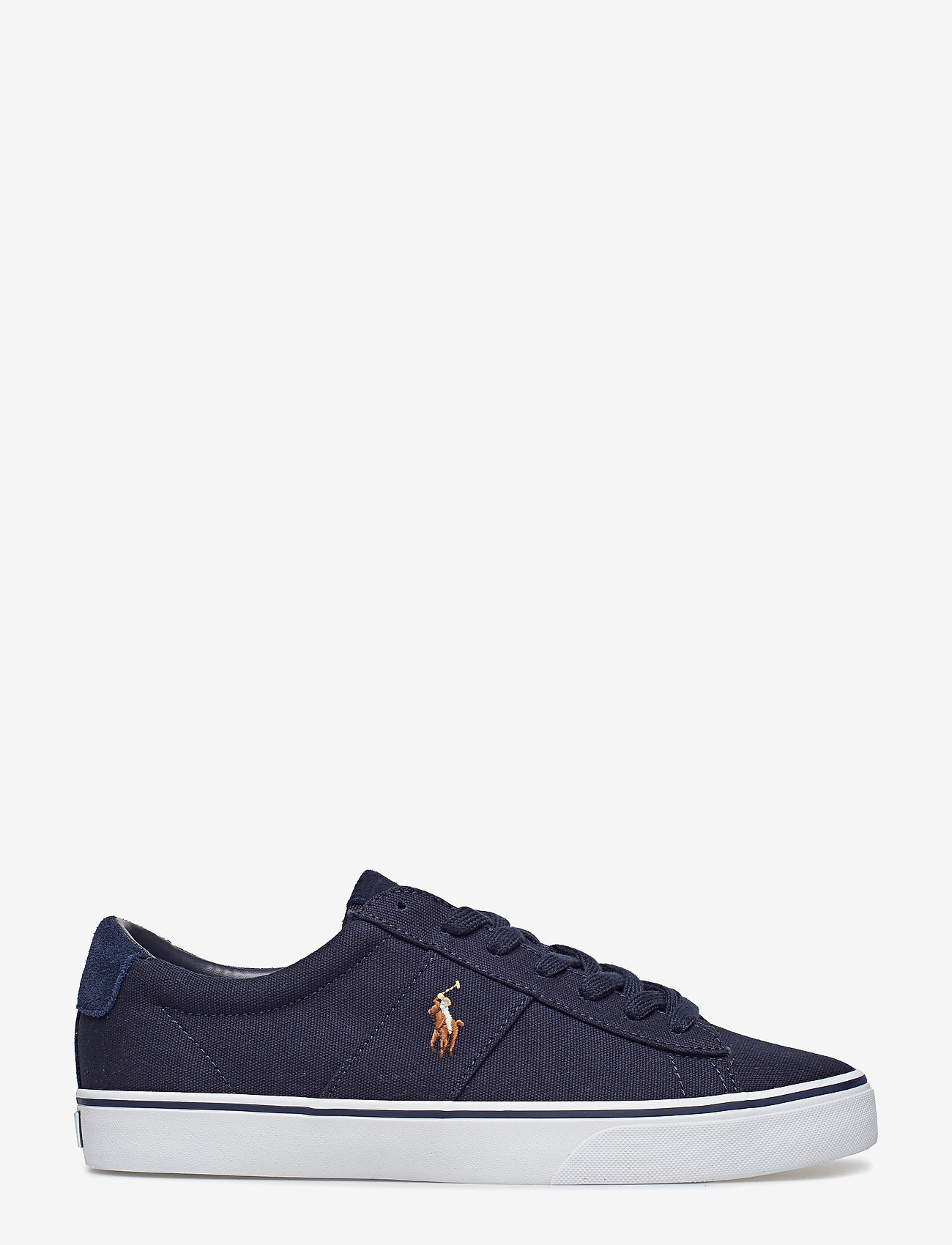 Polo Ralph Lauren - Sayer Canvas Sneaker - low tops - aviator navy - 1