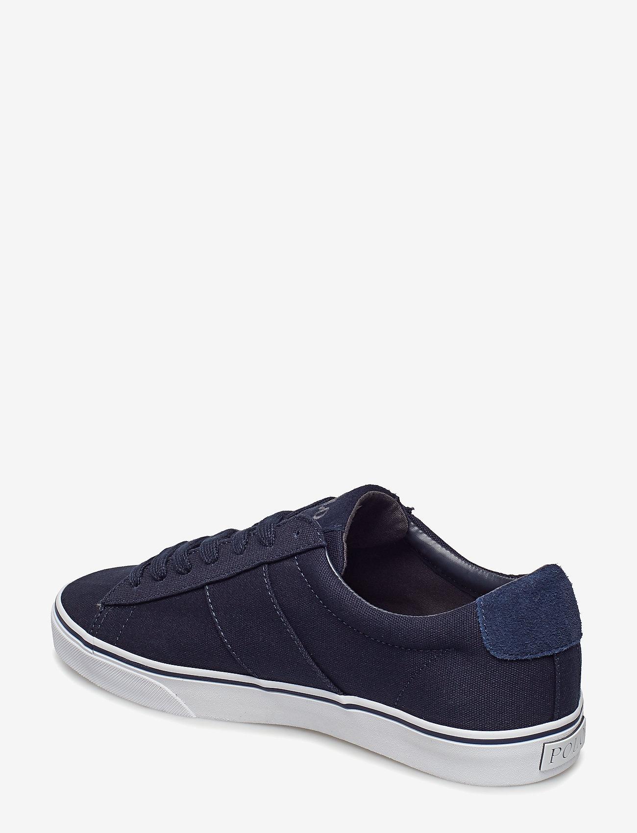 Polo Ralph Lauren Sayer Canvas Sneaker - Sneakers AVIATOR NAVY - Schuhe Billige