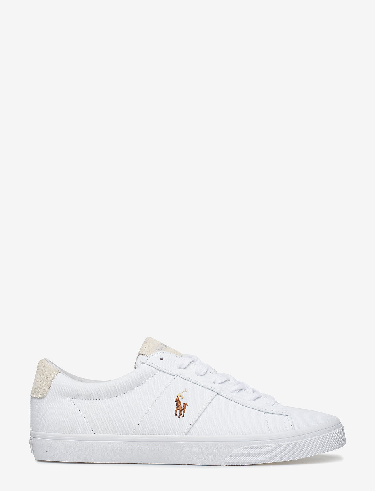 Polo Ralph Lauren - Sayer Canvas Sneaker - low tops - white - 1