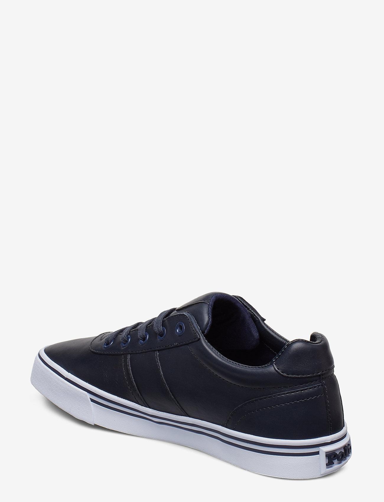 Polo Ralph Lauren - Hanford Leather Sneaker - låga sneakers - newport navy - 2