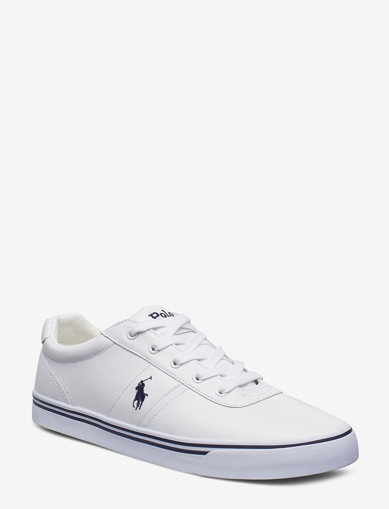 Polo Ralph Lauren - Hanford Leather Sneaker - low tops - pure white - 0