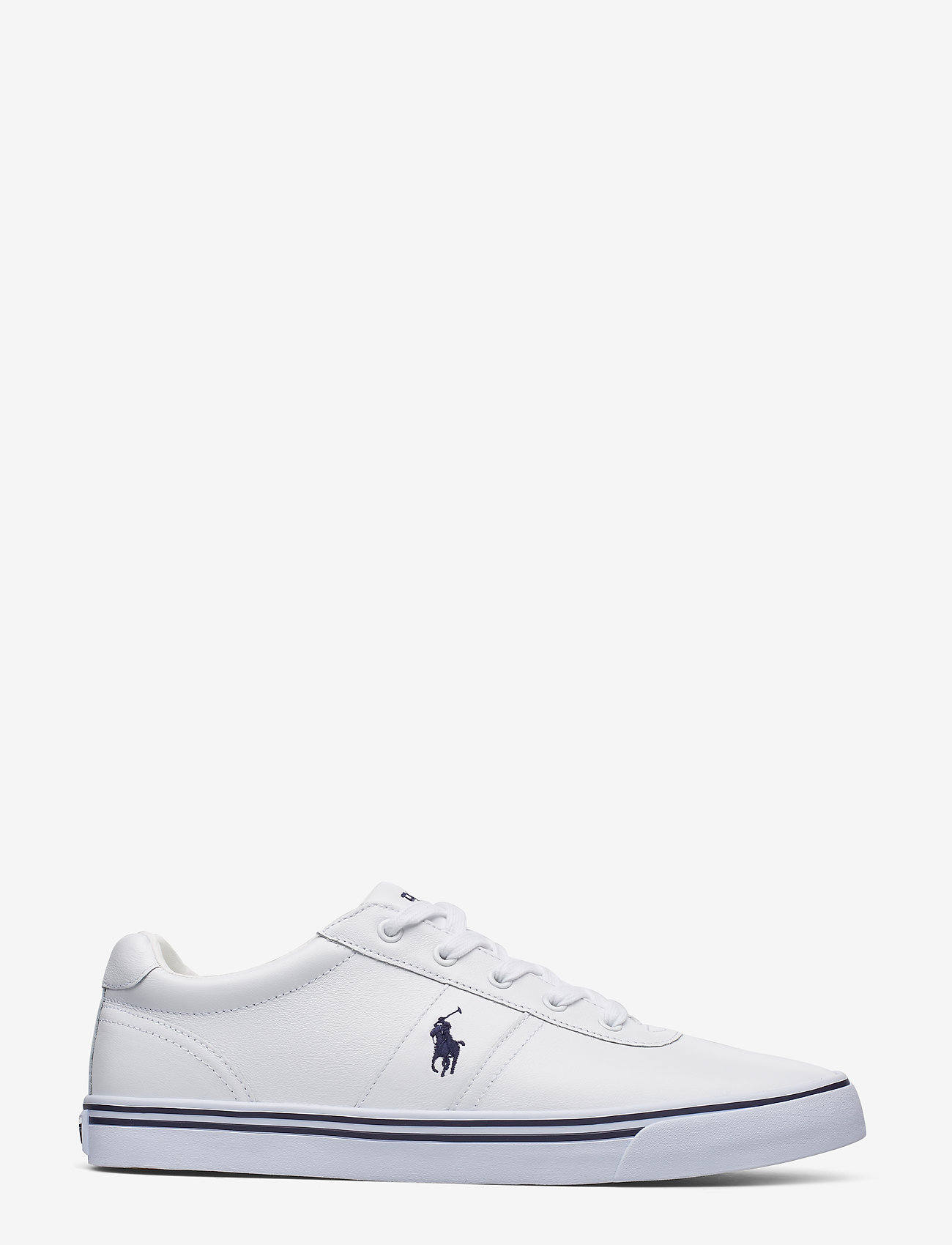 Polo Ralph Lauren - Hanford Leather Sneaker - low tops - pure white - 1