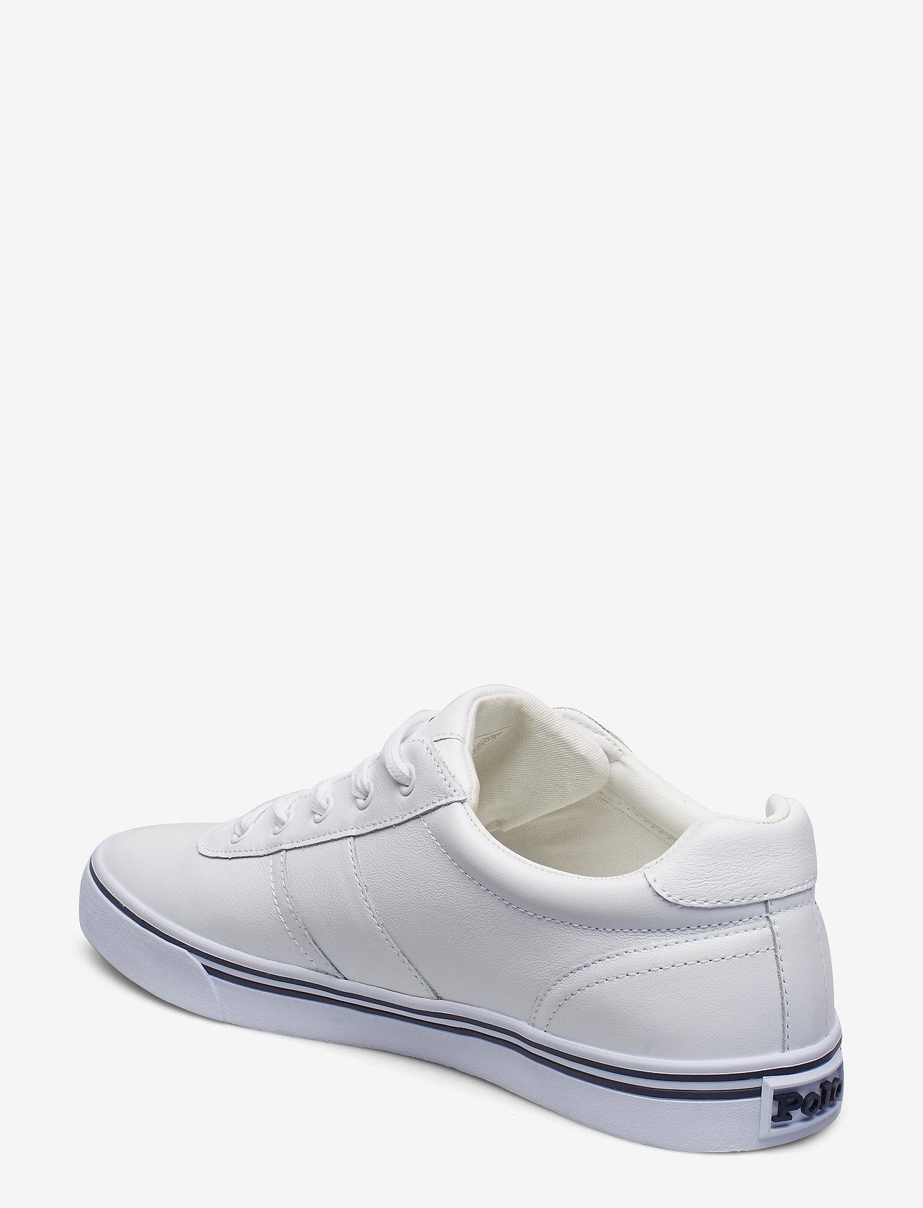 Polo Ralph Lauren - Hanford Leather Sneaker - låga sneakers - pure white - 2