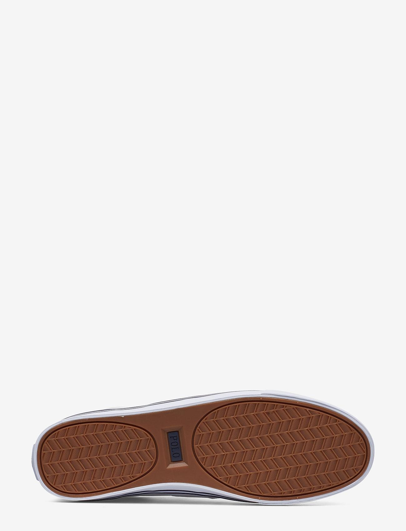 Polo Ralph Lauren - Hanford Leather Sneaker - låga sneakers - pure white - 4
