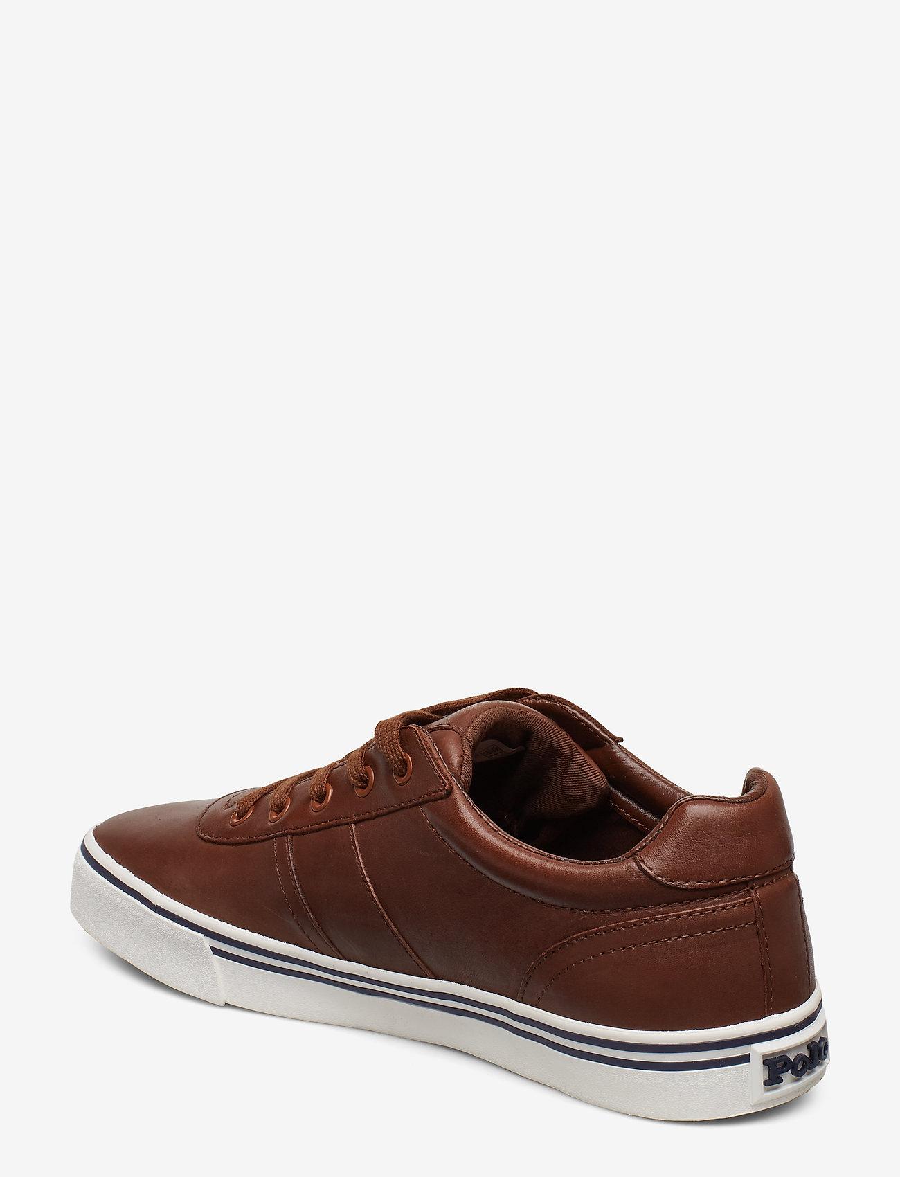 Polo Ralph Lauren - Hanford Leather Sneaker - låga sneakers - tan - 2