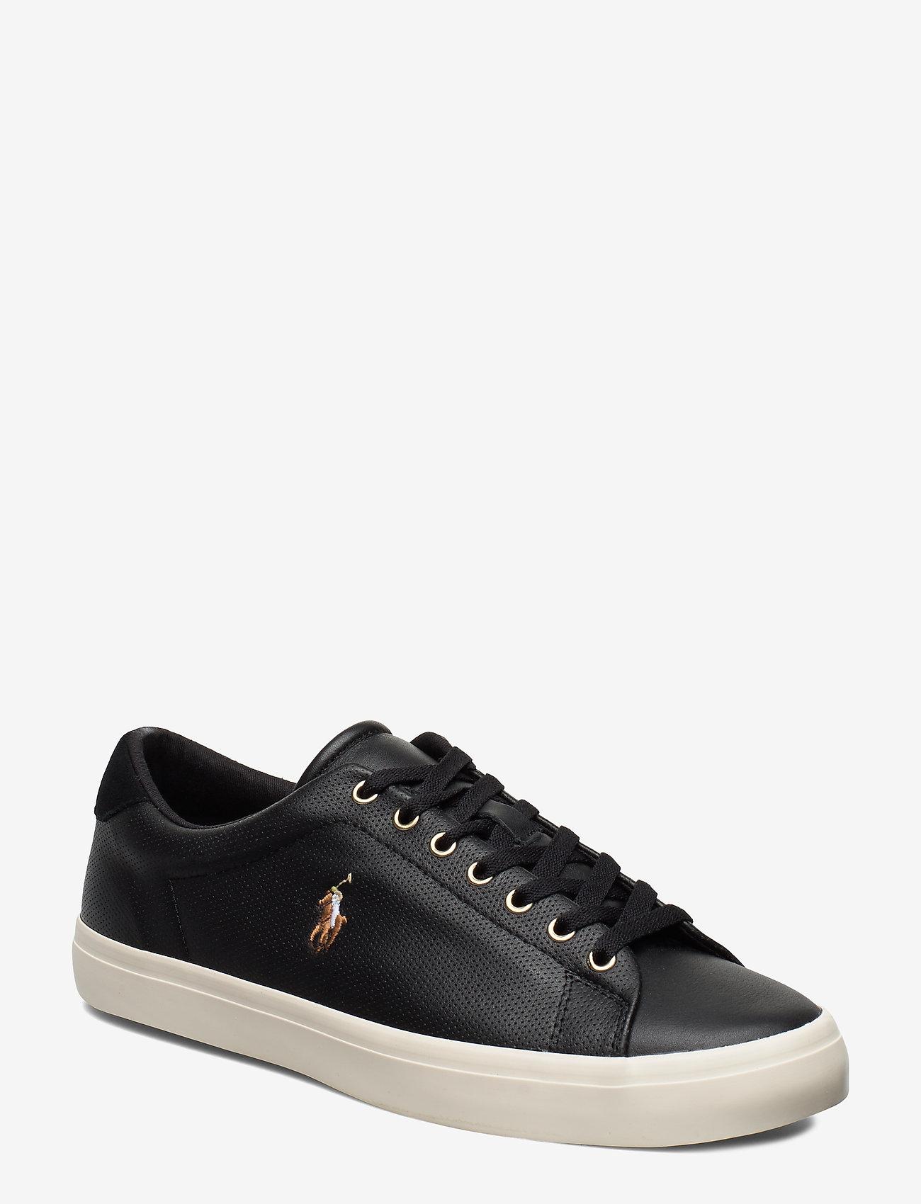 Polo Ralph Lauren - Longwood Leather Sneaker - low tops - black - 0