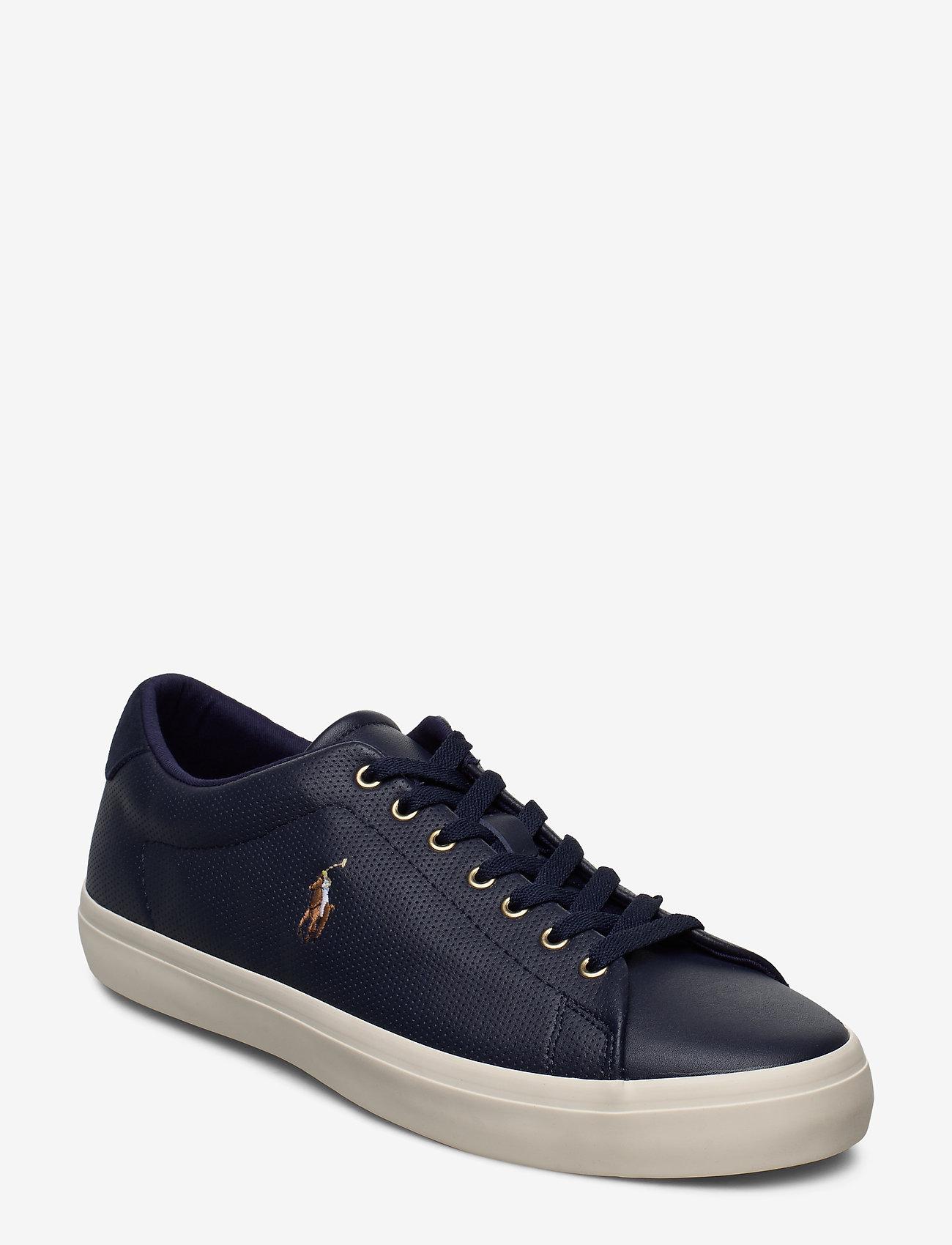 Polo Ralph Lauren - Longwood Leather Sneaker - low tops - newport navy - 0