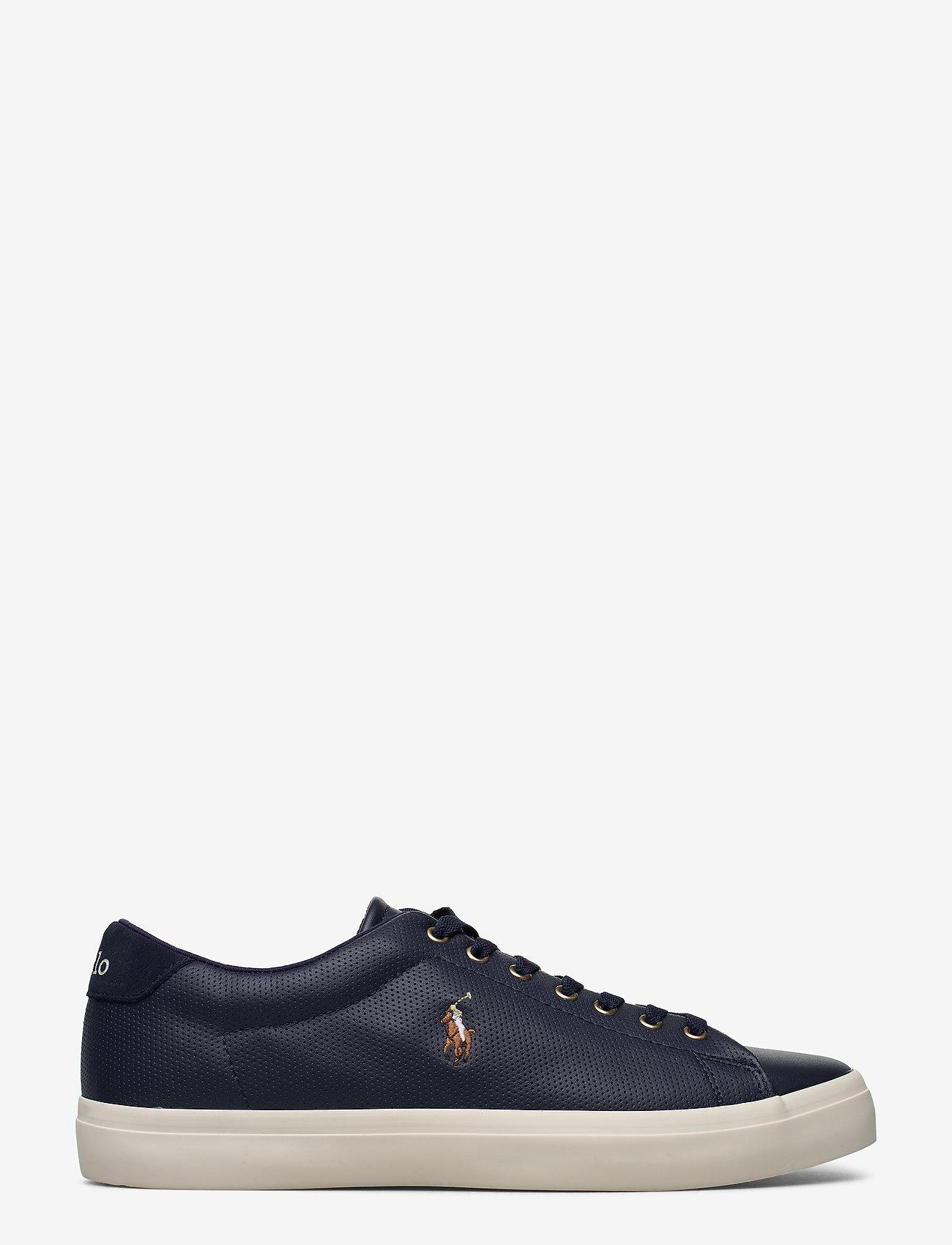 Polo Ralph Lauren - Longwood Leather Sneaker - low tops - newport navy - 1