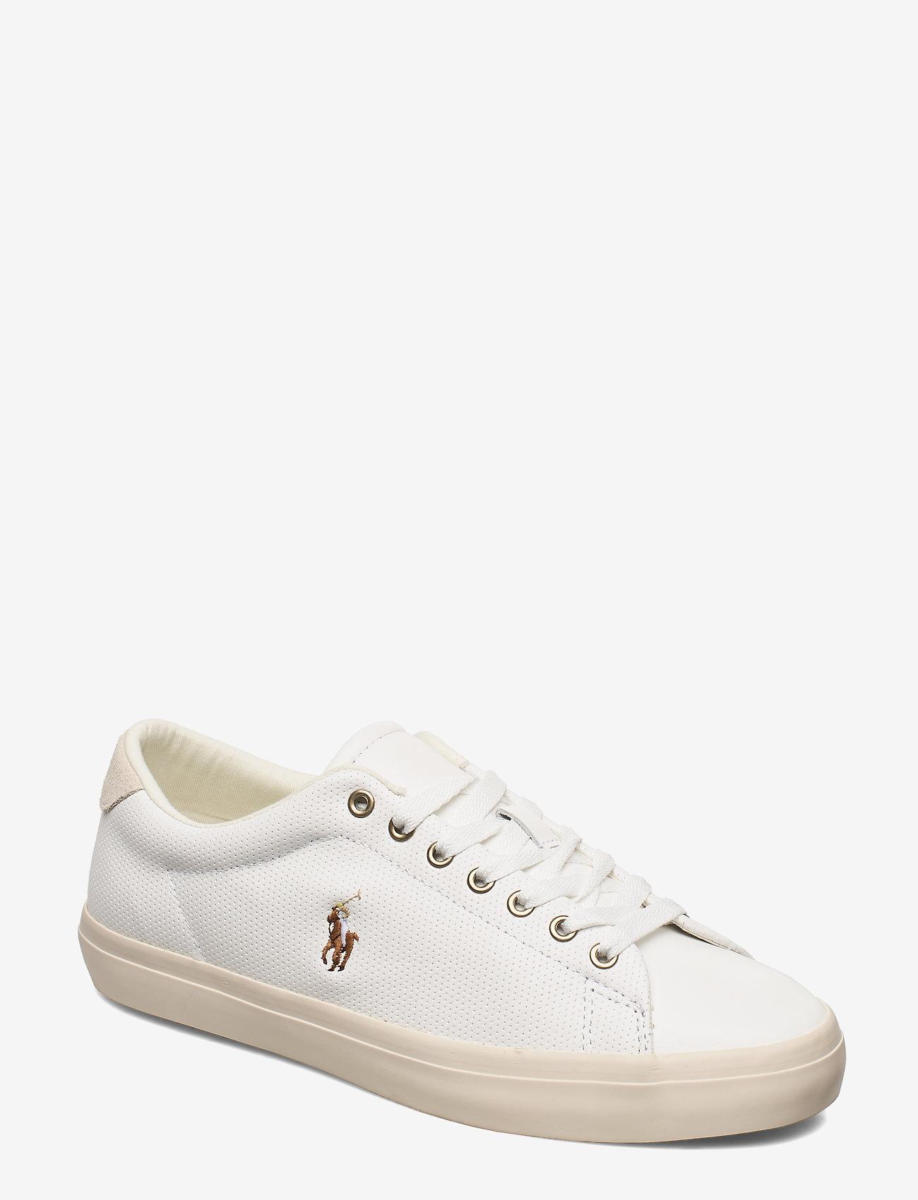 Polo Ralph Lauren - Longwood Leather Sneaker - low tops - white - 0