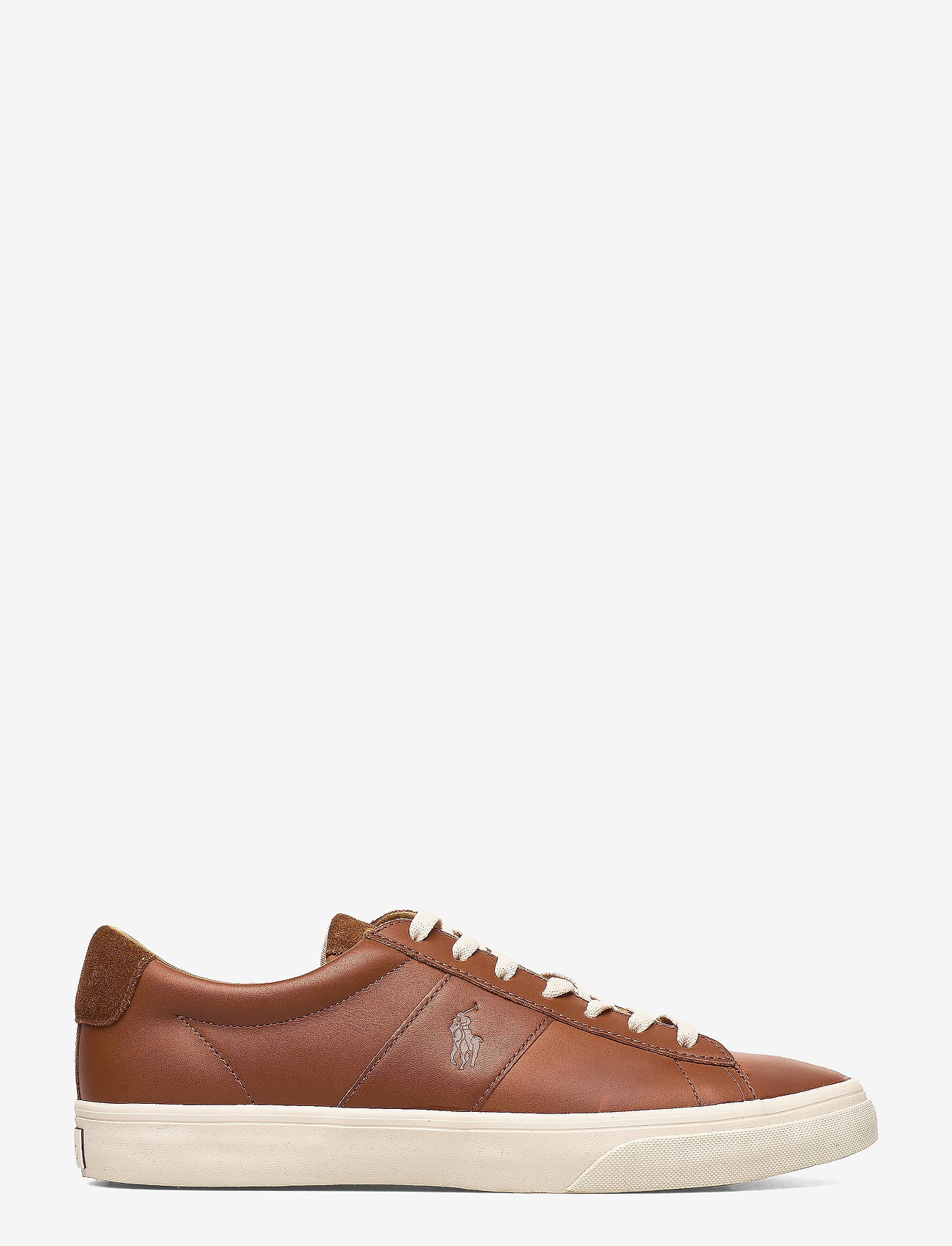 Polo Ralph Lauren - Sayer Calfskin Sneaker - low tops - tan - 1