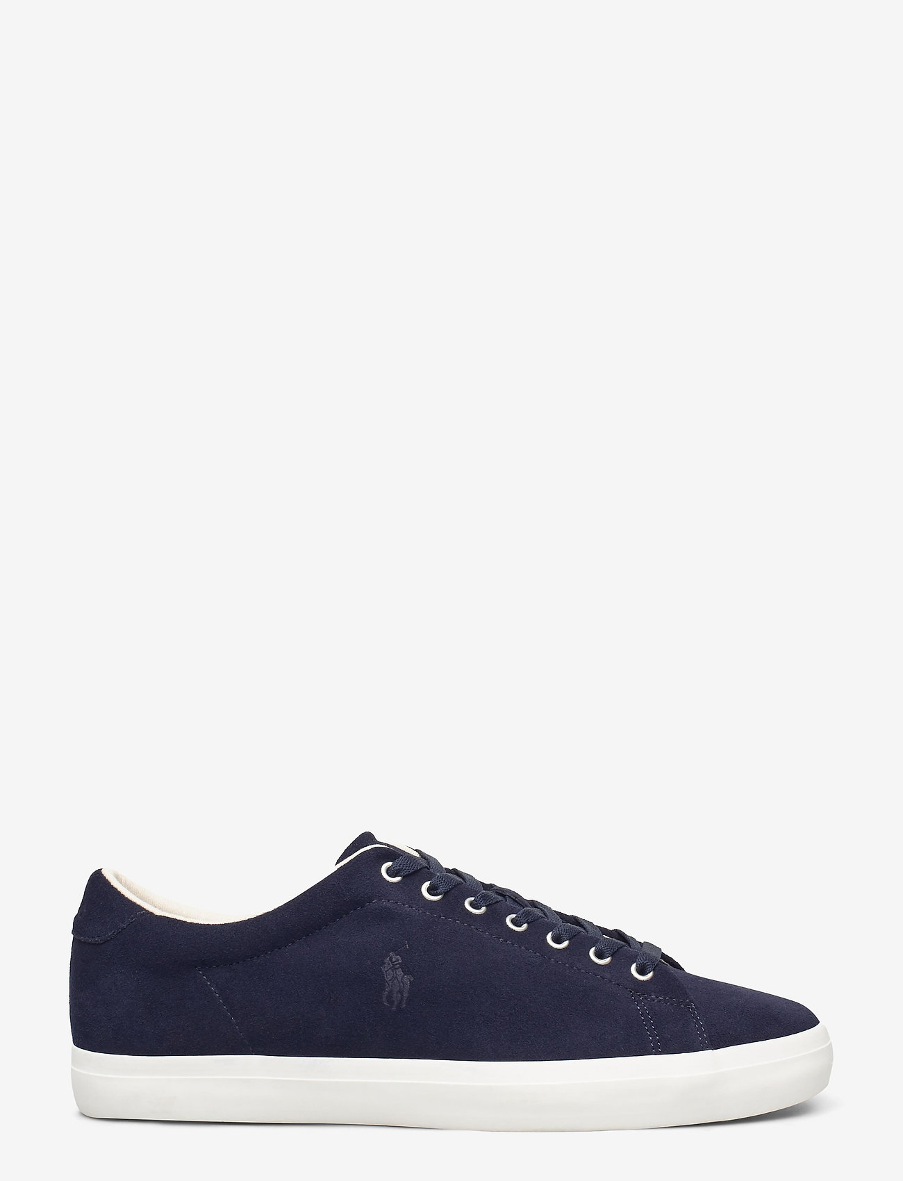 Polo Ralph Lauren - Longwood Leather Sneaker - low tops - navy - 1