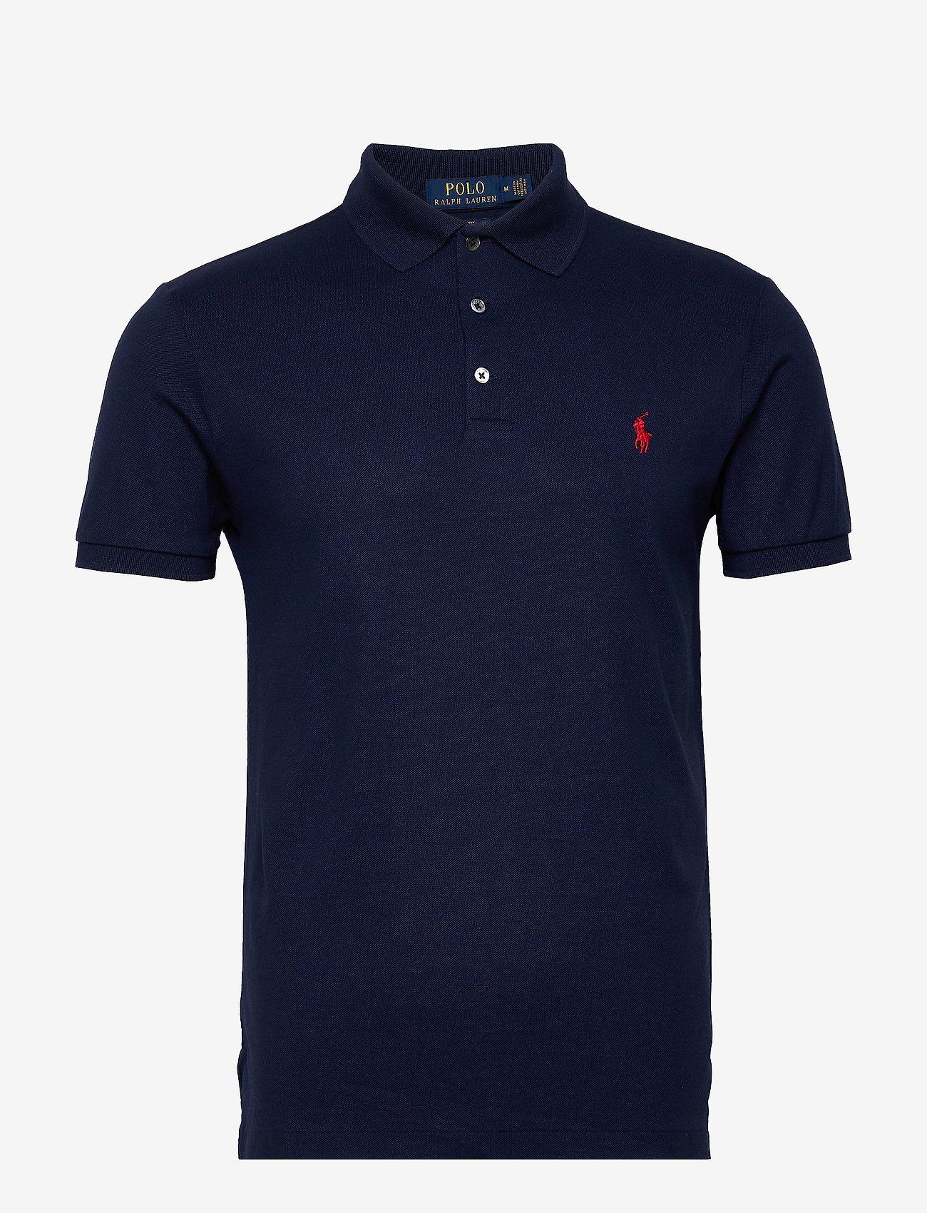 Polo Ralph Lauren - Slim Fit Stretch Mesh Polo - korte mouwen - french navy - 1
