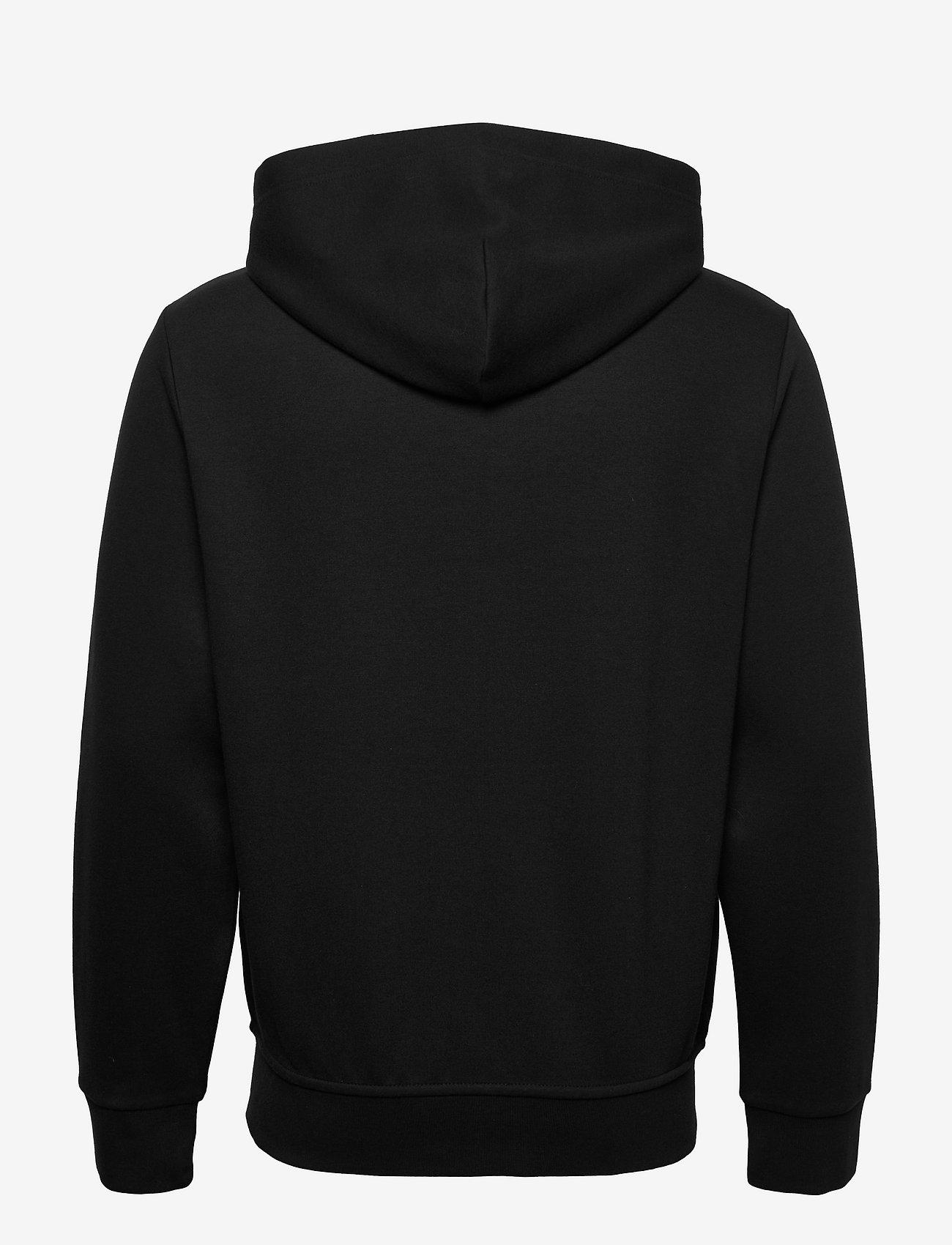 Double-knit Full-zip Hoodie (Polo Black) - Polo Ralph Lauren EKWciV