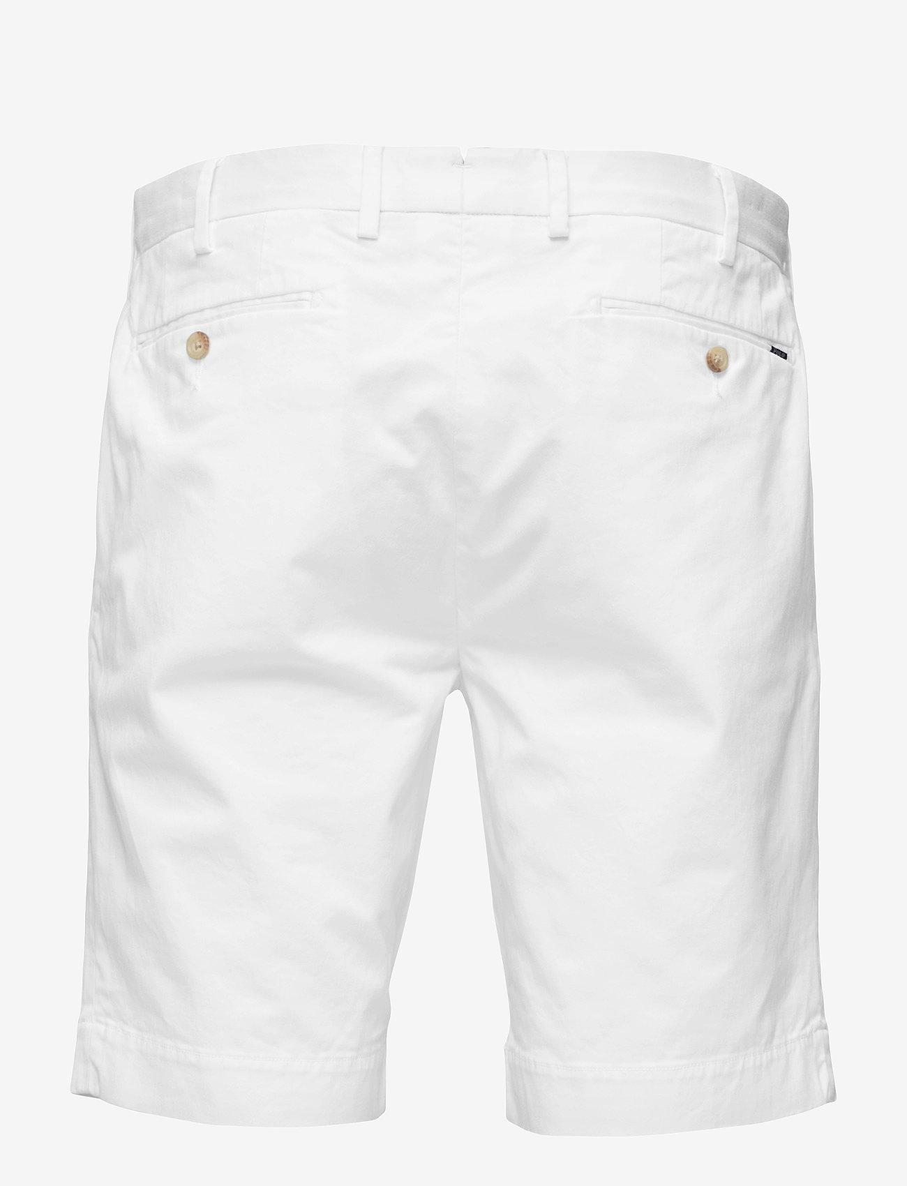 Polo Ralph Lauren - Stretch Slim Fit Chino Short - chinos shorts - white - 1
