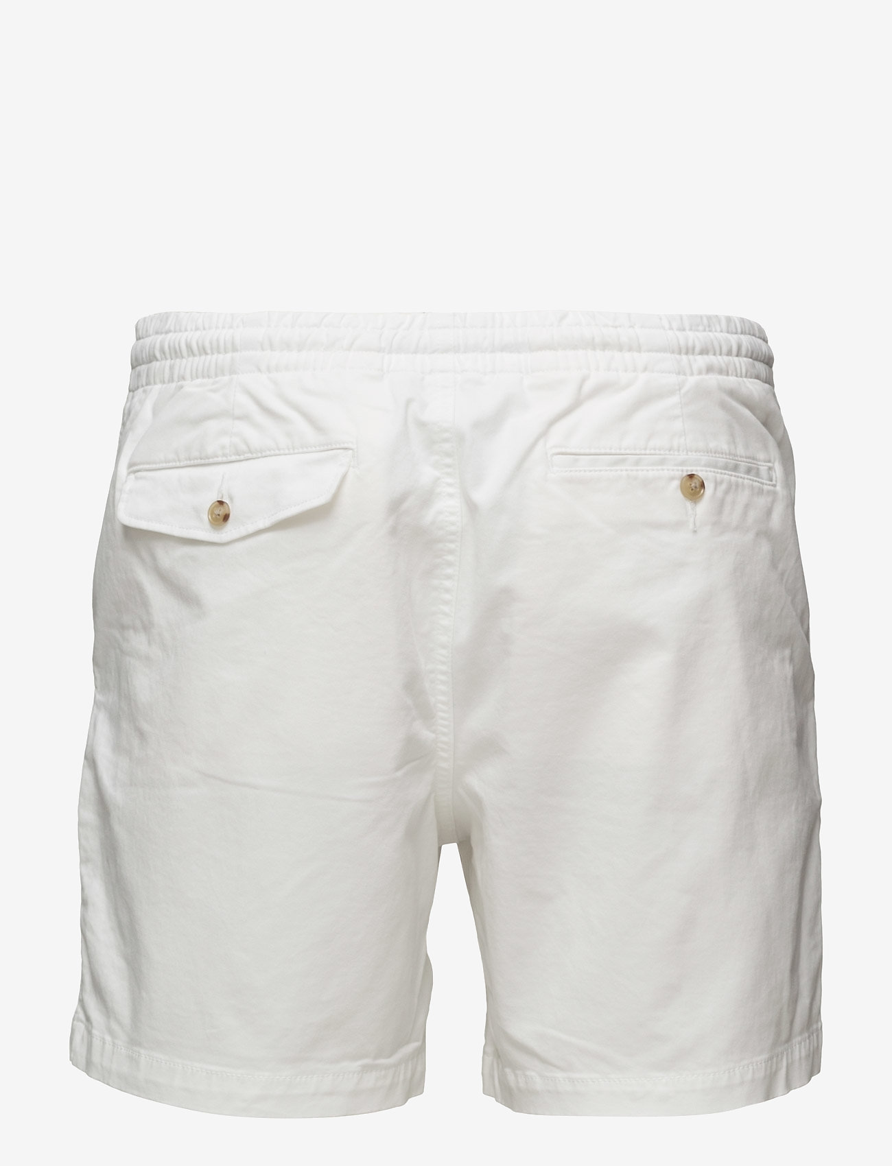 Polo Ralph Lauren - Classic Fit Polo Prepster - chinos shorts - white - 1