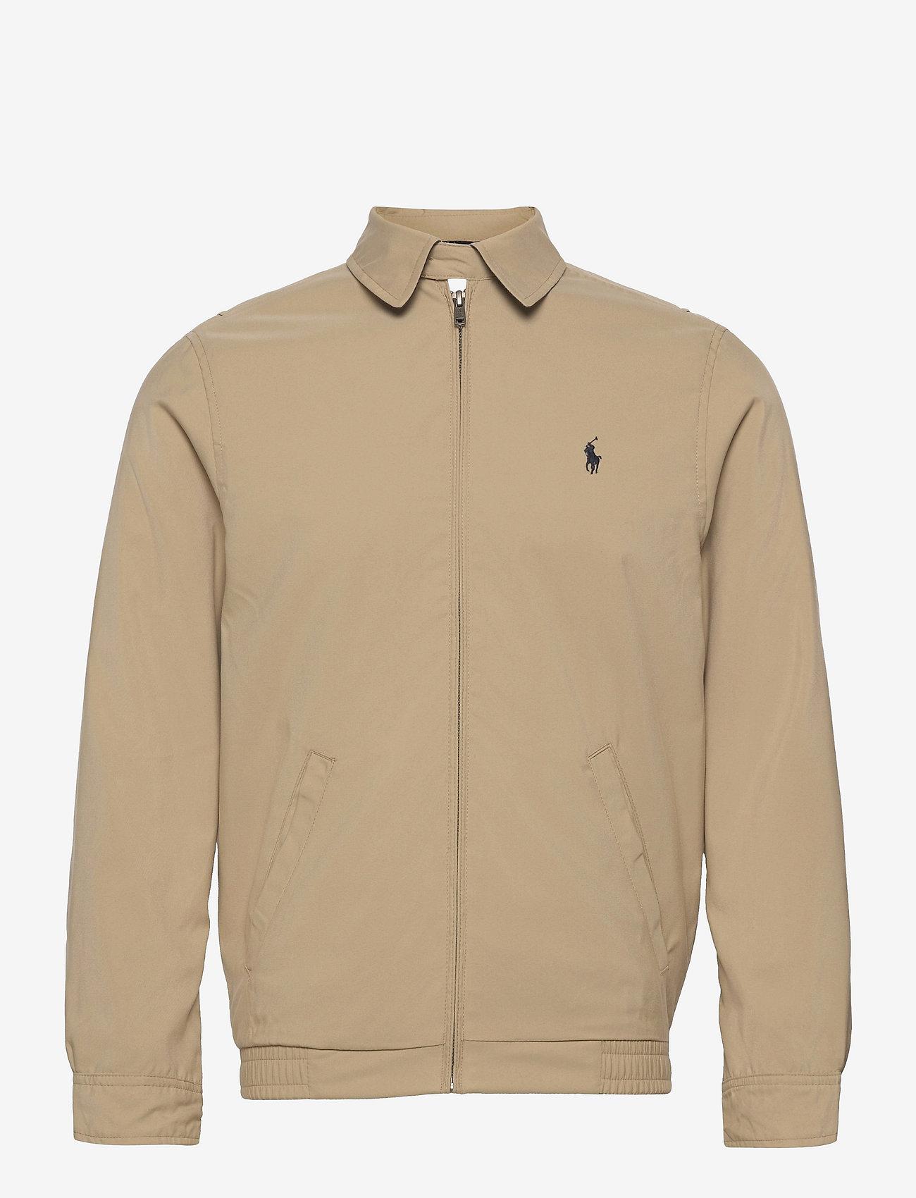 Polo Ralph Lauren - Bi-Swing Windbreaker - windjassen - khaki uniform - 0
