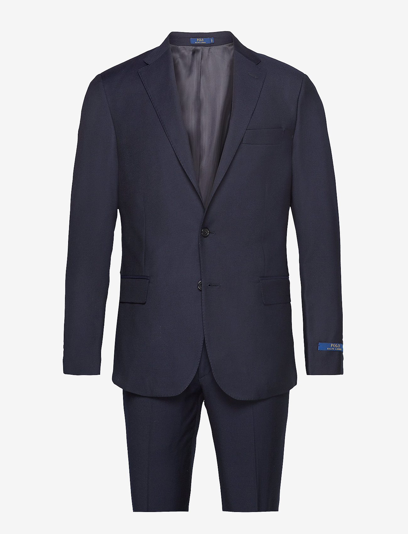 Polo Ralph Lauren - Polo Wool Twill Suit - Žaketes ar vienas pogas aizdari - classic navy - 1