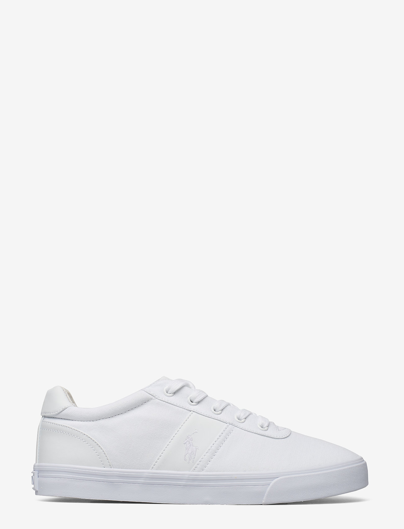 Polo Ralph Lauren - HANFORD-NE - låga sneakers - pure white - 1