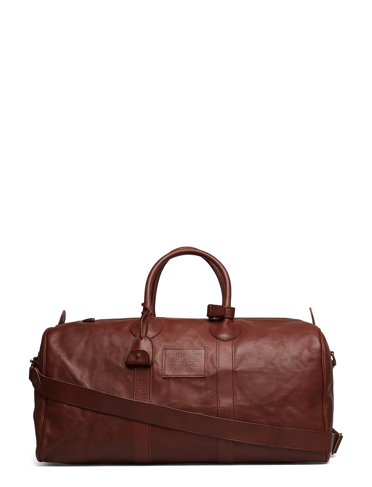 Polo Ralph Lauren Leather Proprietor Duffel