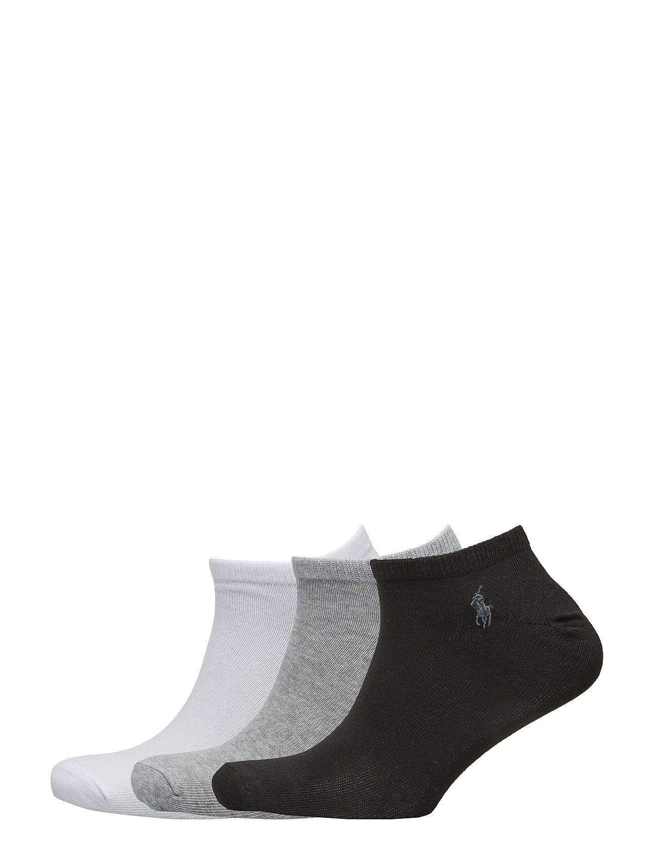 Polo Ralph Lauren GHOST PED PP-SOCKS-3 PACK - BLACK ASSORTED