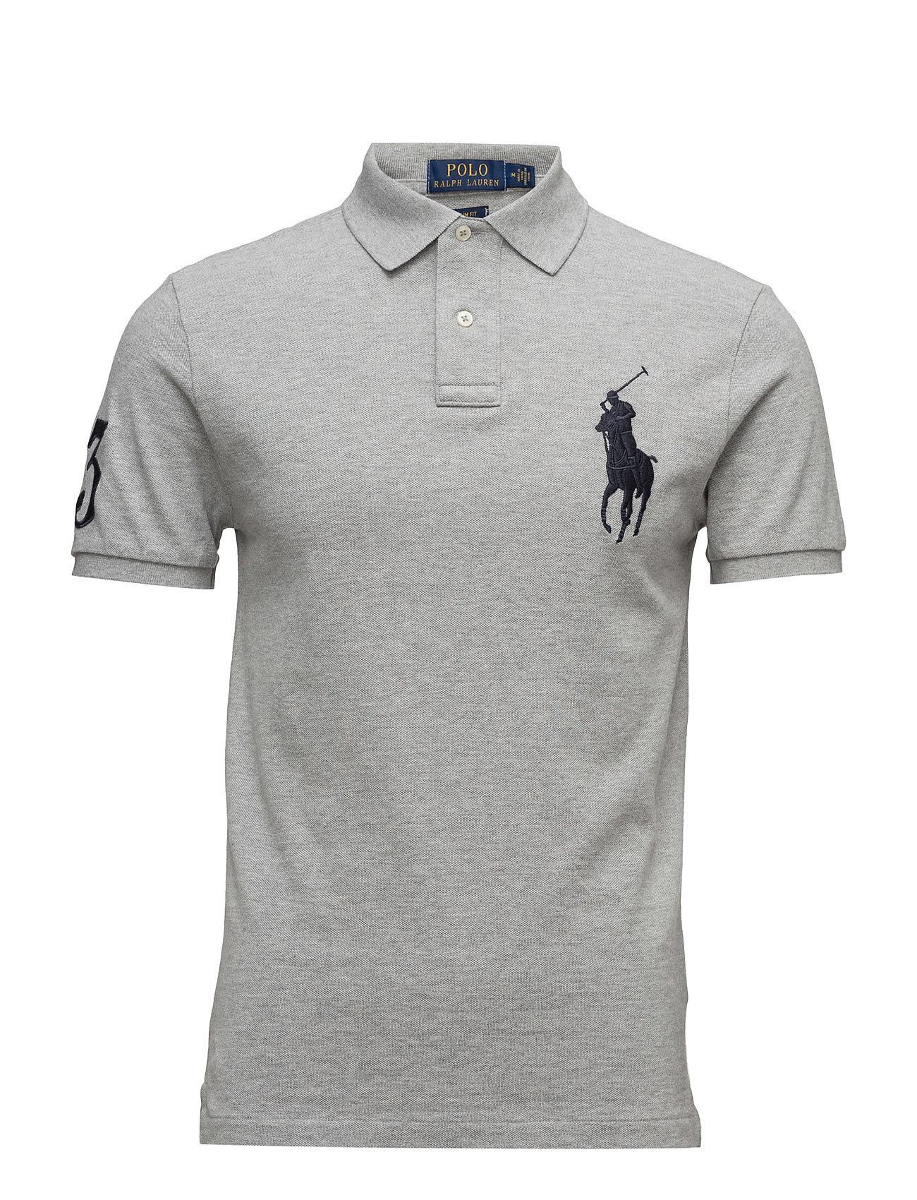 Veröffentlichungsdatum neue Produkte für heiß-verkaufende Mode Slim Fit Big Pony Polo Shirt